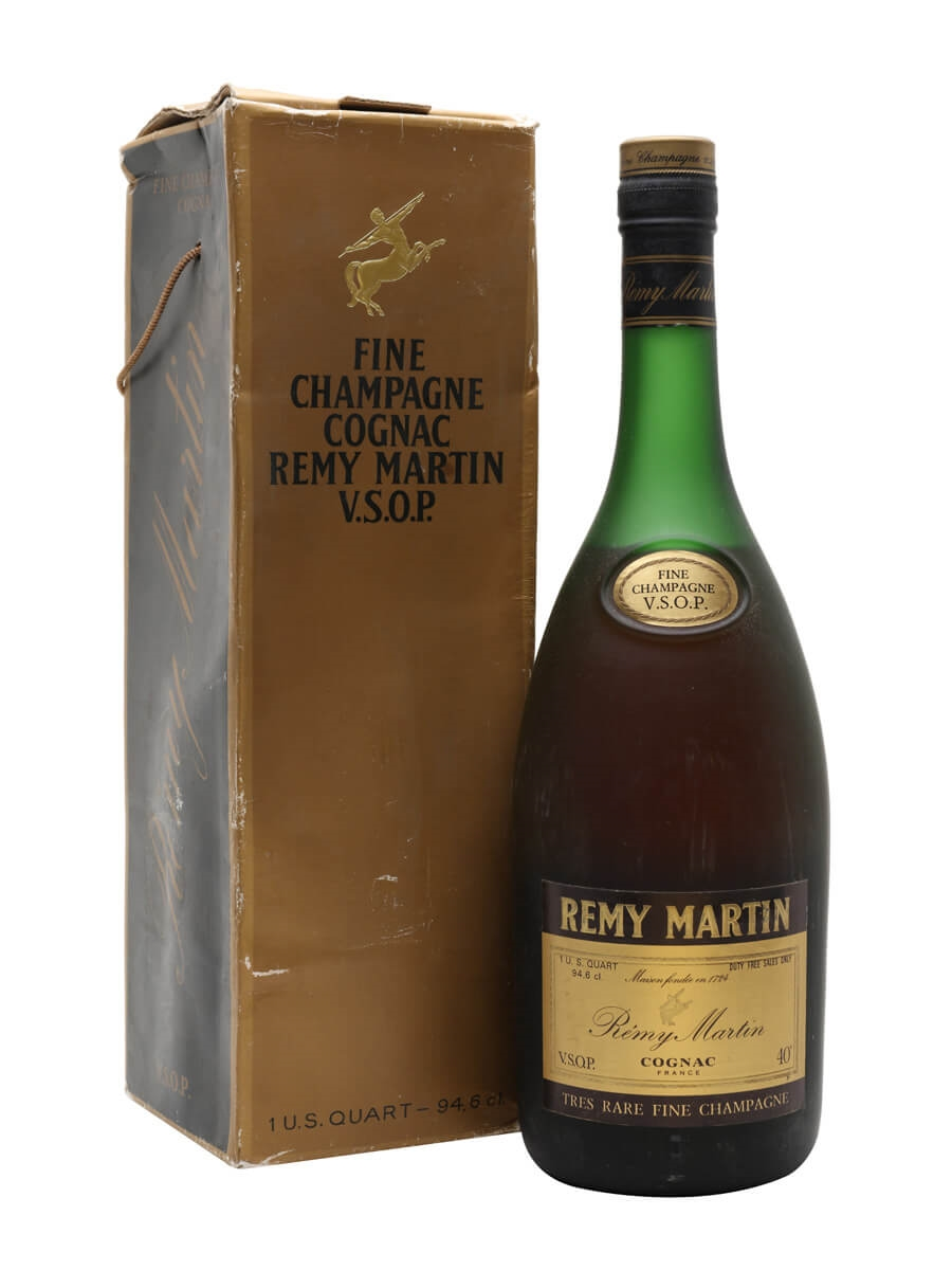 Remy Martin VSOP Cognac / Bot.1980s