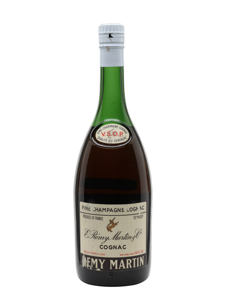 Remy Martin VSOP Cognac / Fine Champagne / Bot.1960s