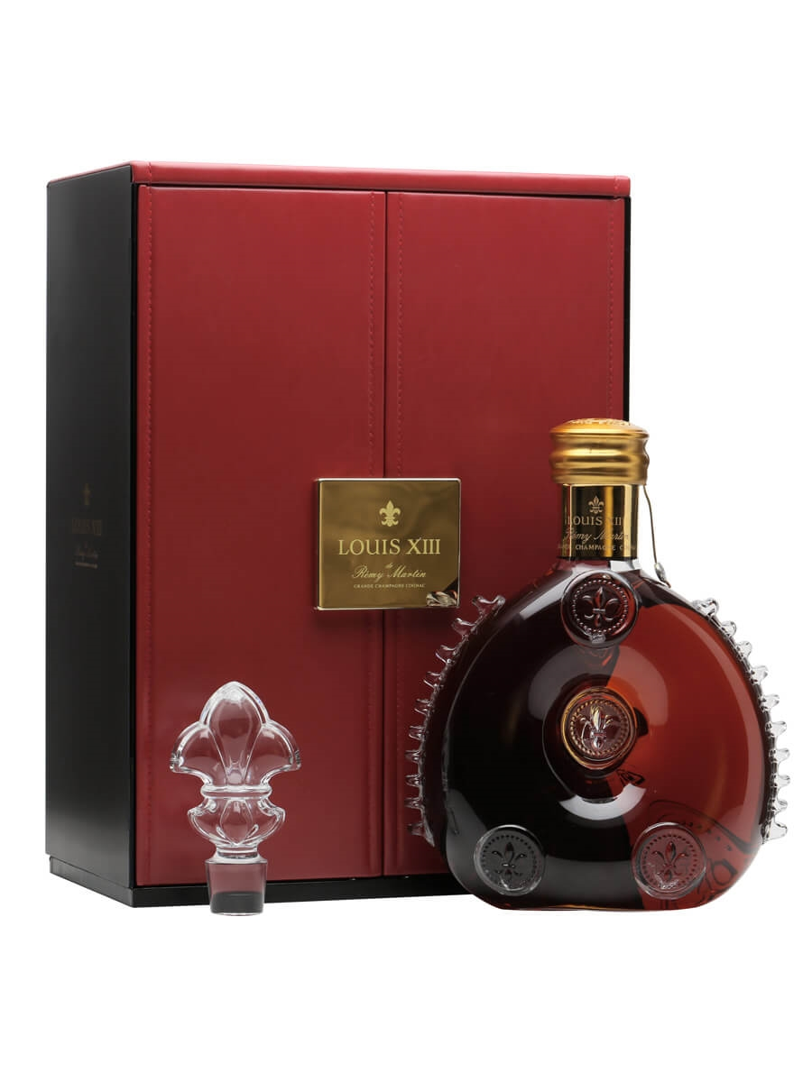 Remy Martin Louis Xiii Cognac Magnum Baccarat Crystal The Whisky Exchange