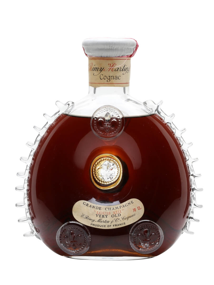 Remy Martin Louis XIII Cognac / Bot.1960s