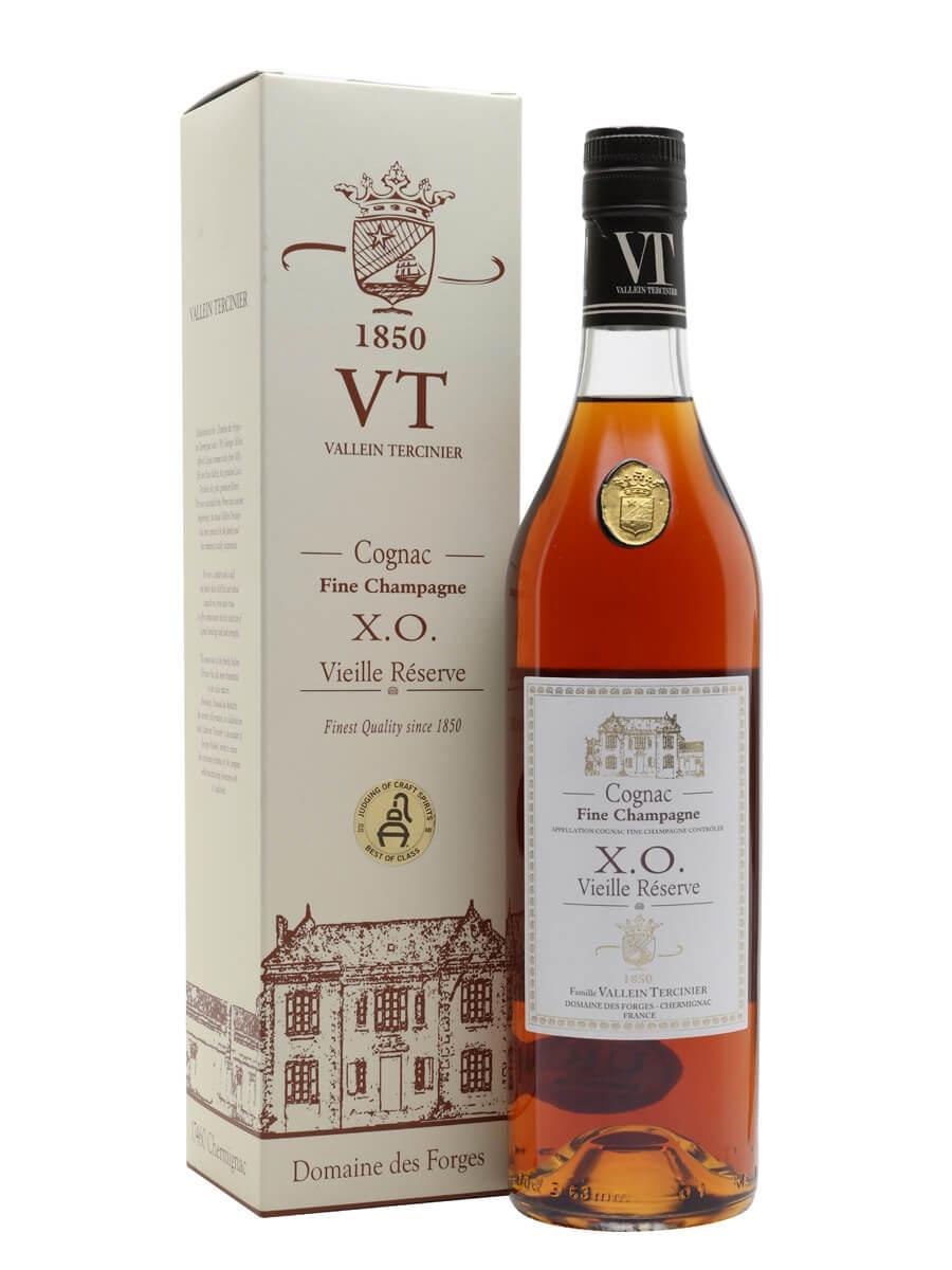 Vallein-Tercinier Vieille Réserve XO Cognac