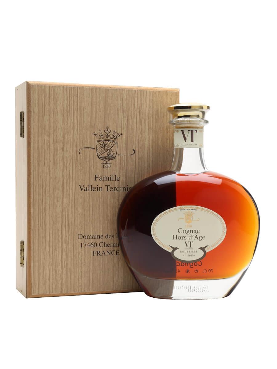 Vallein-Tercinier Hors d'Age Cognac