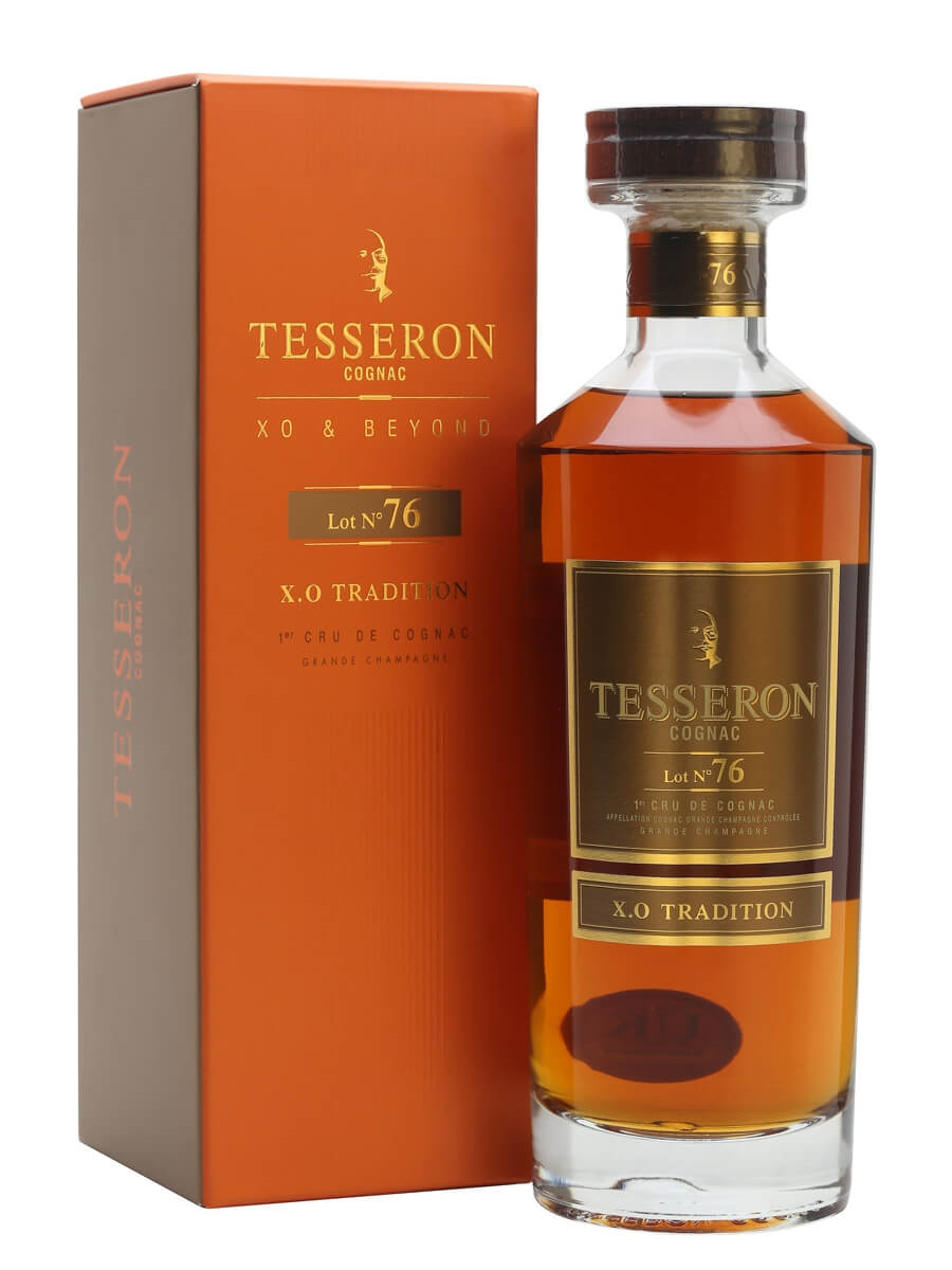 Tesseron Lot 76 XO Tradition Cognac