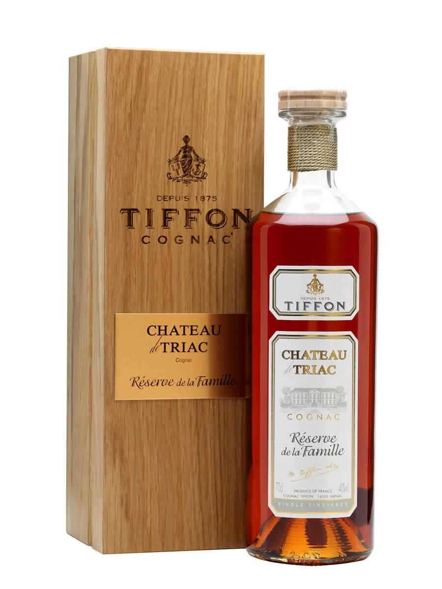 Chateau de Triac Cognac / Tiffon