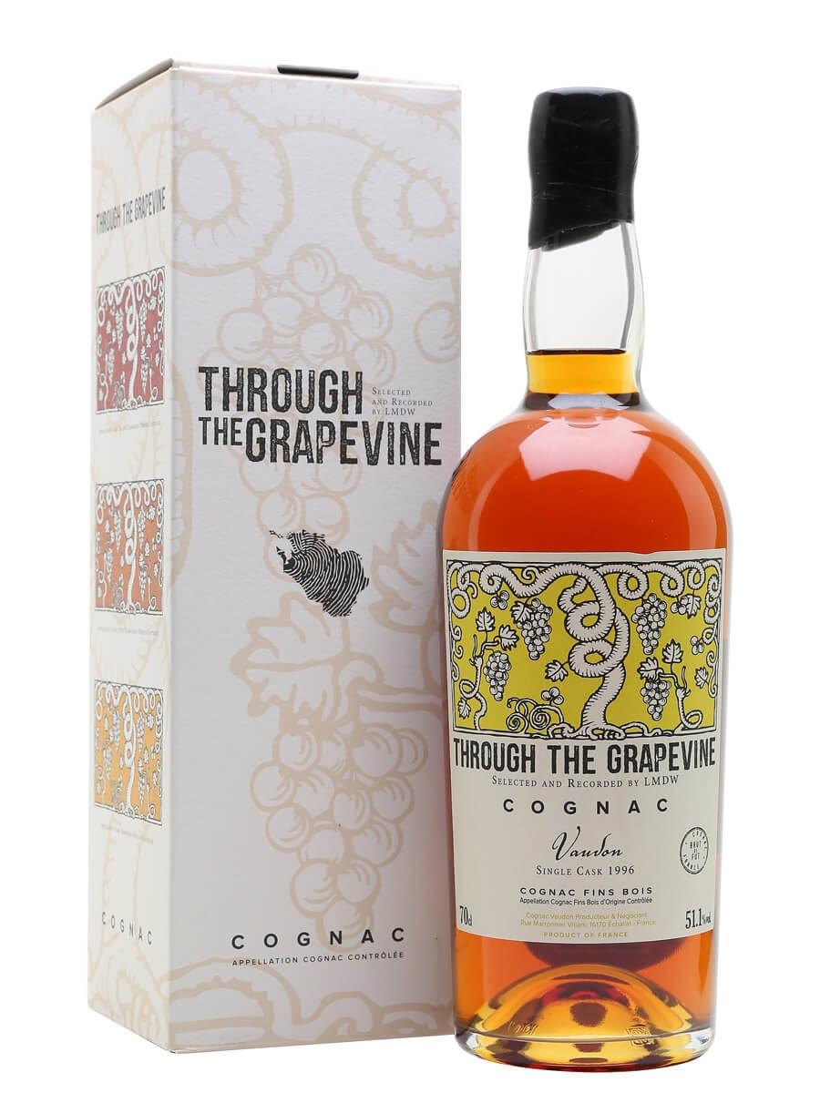 Vaudon 1996 Single Cask Cognac / Through the Grapevine