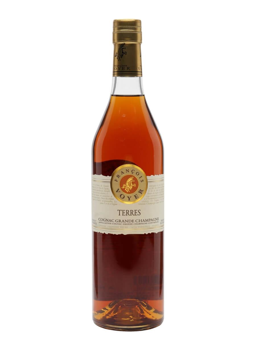 François Voyer Terres de Grande Champagne Cognac
