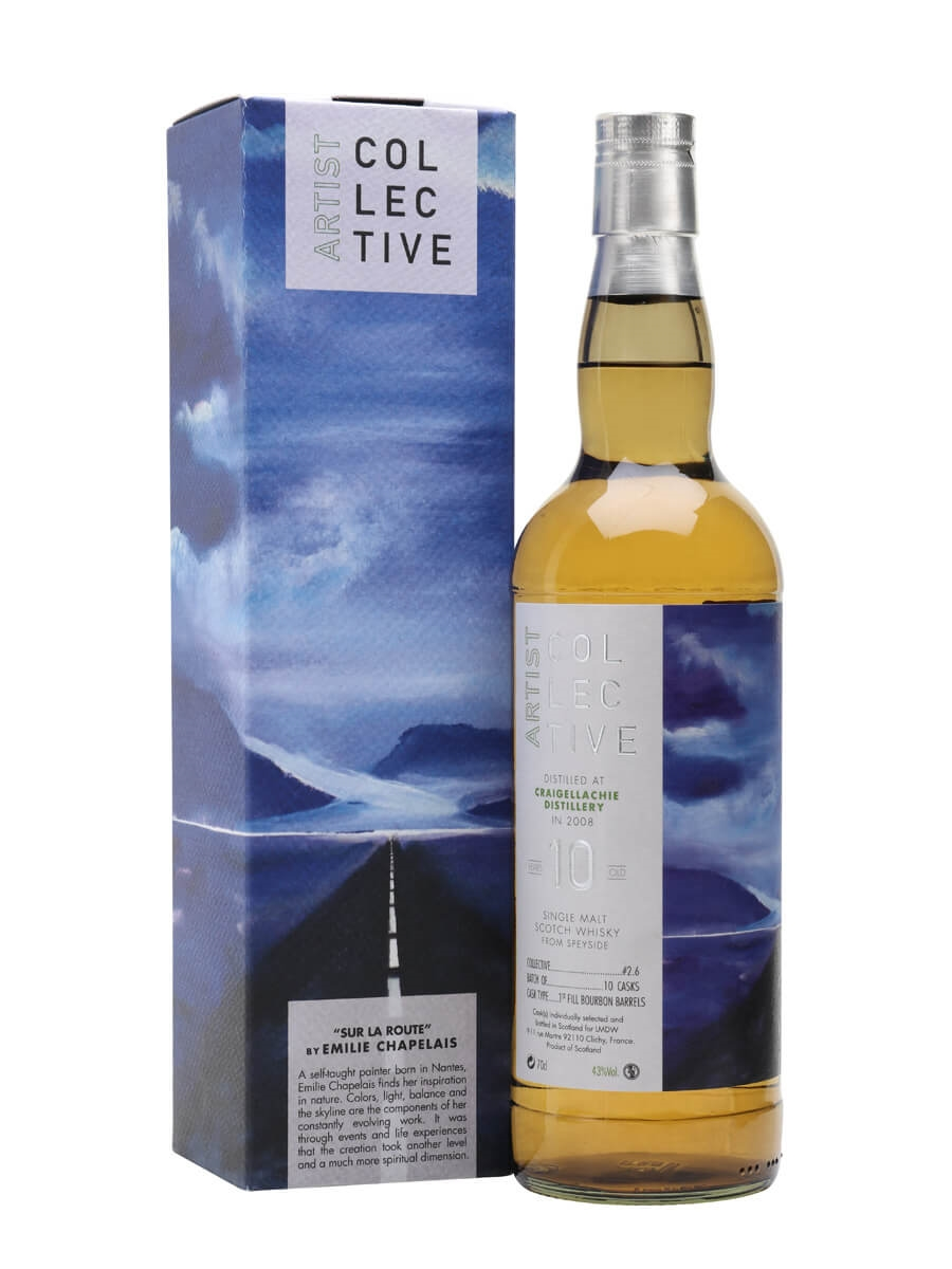 Craigellachie 2008 / 10 Year Old / Collective 2.6