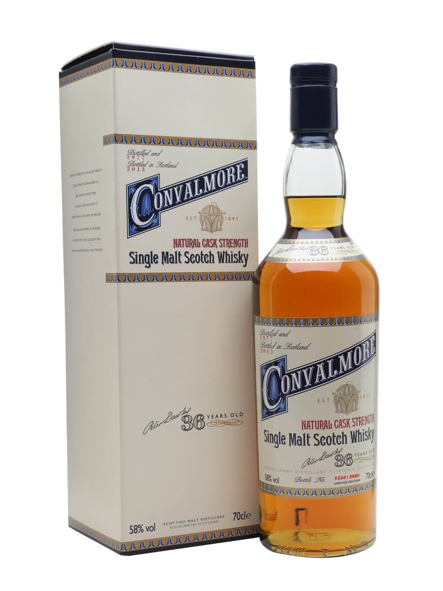 Convalmore 1977 / 36 Year Old