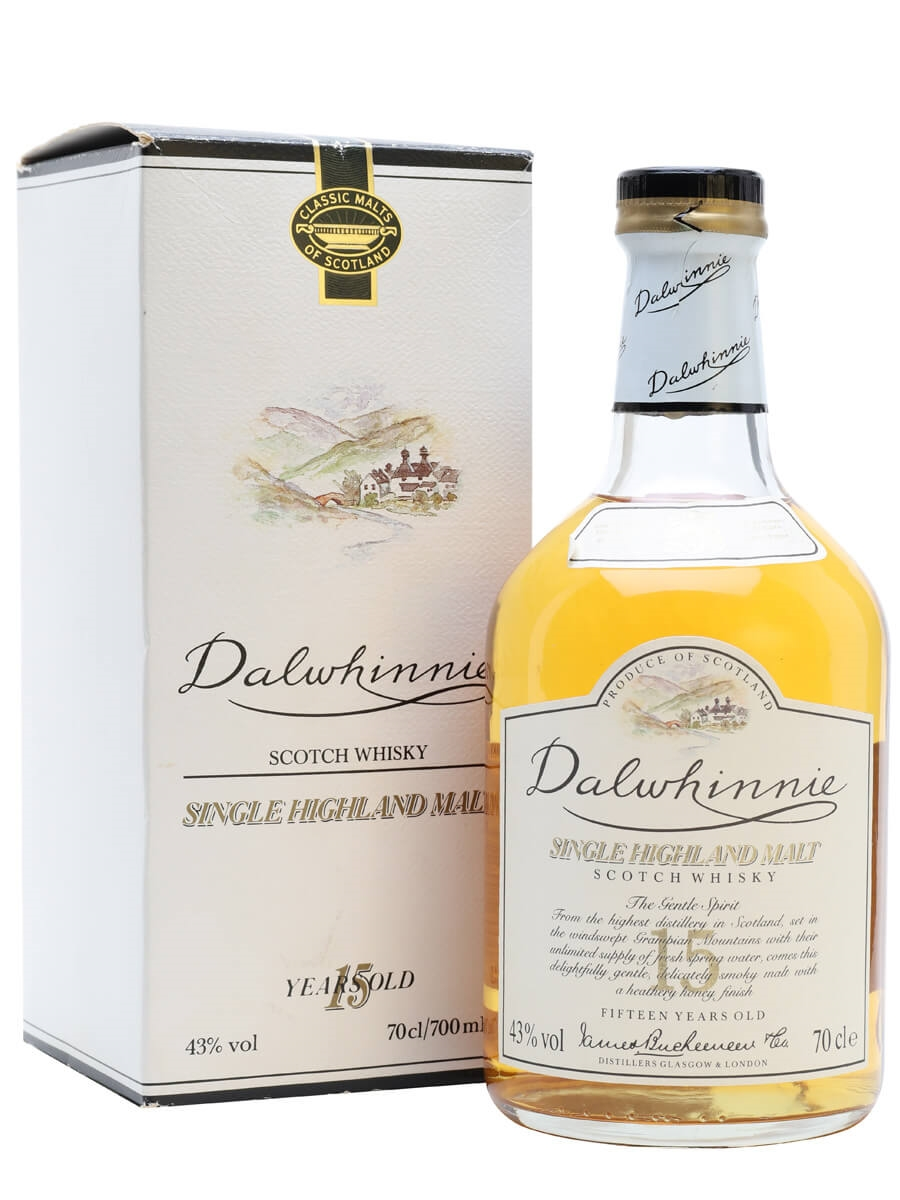 Dalwhinnie 15 Year Old / Bot.1990s