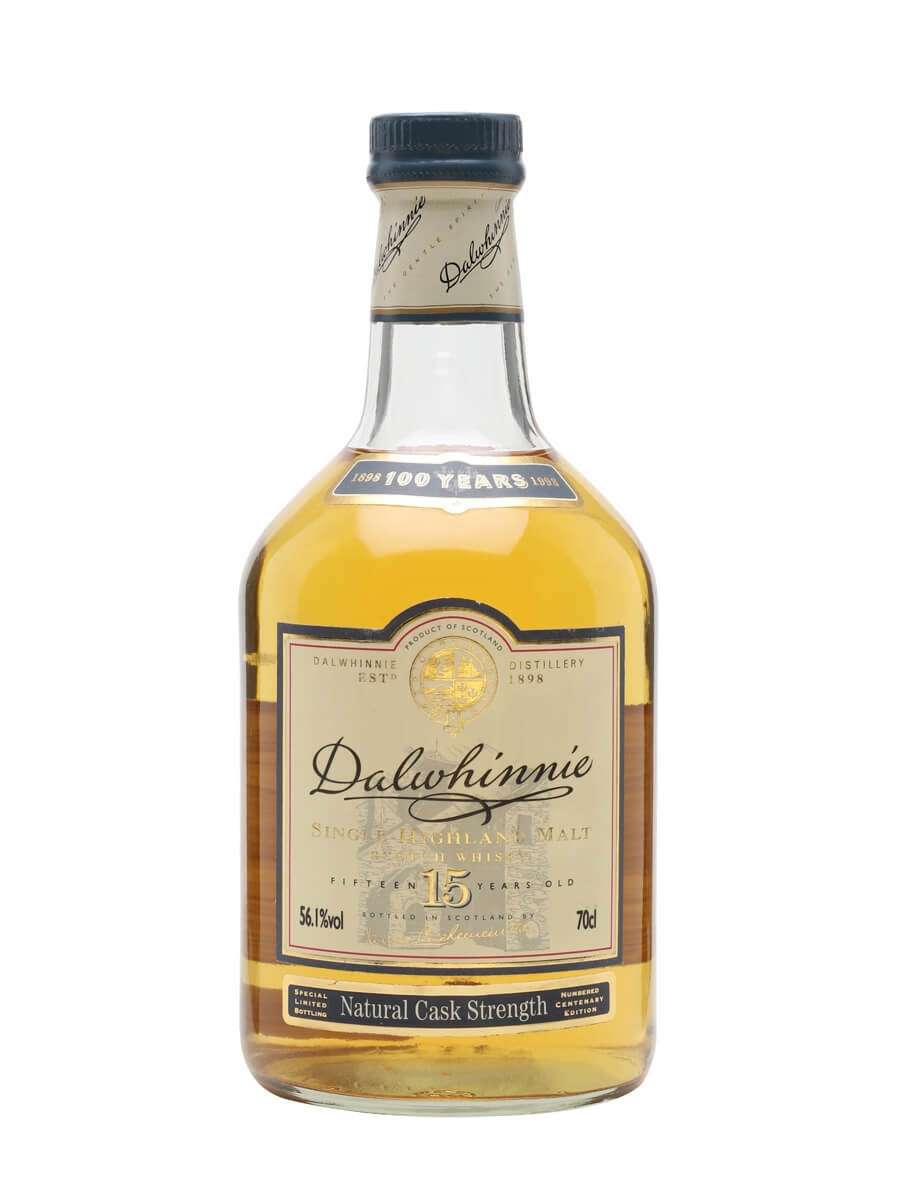 Dalwhinnie Centenary / 15 Year Old