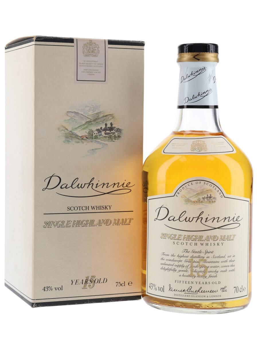 Dalwhinnie 15 Year Old / Bot.1980s