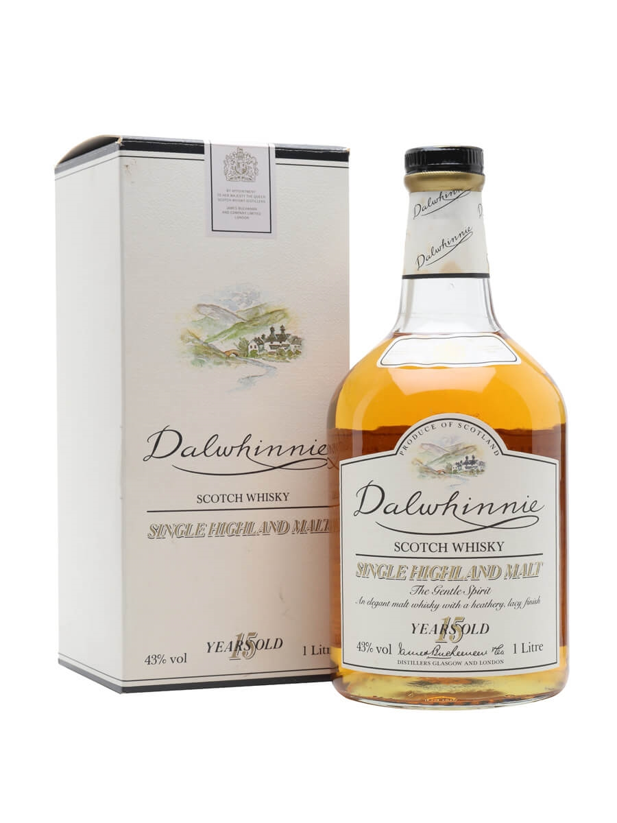 Dalwhinnie 15 Year Old / Bot.1990s / Litre