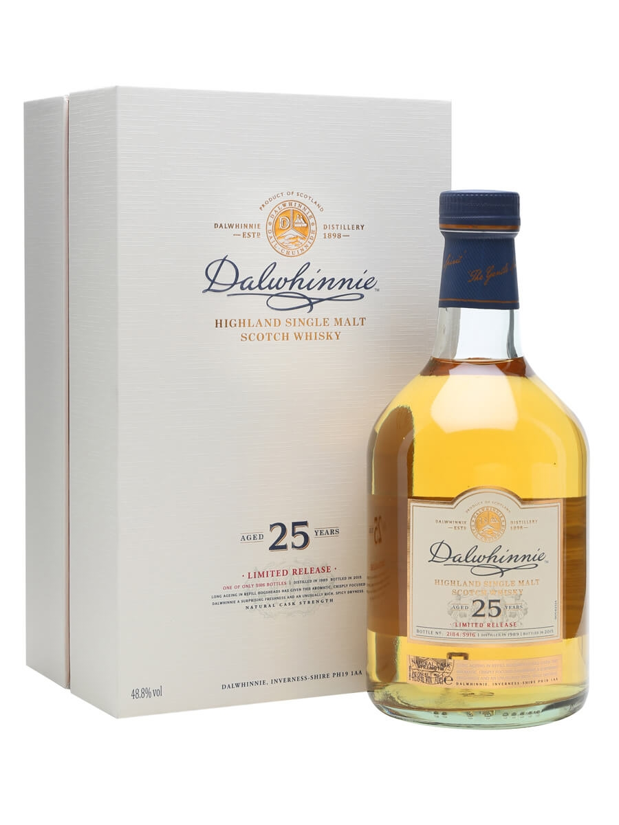 Dalwhinnie 1989 / 25 Year Old / Special Releases 2015