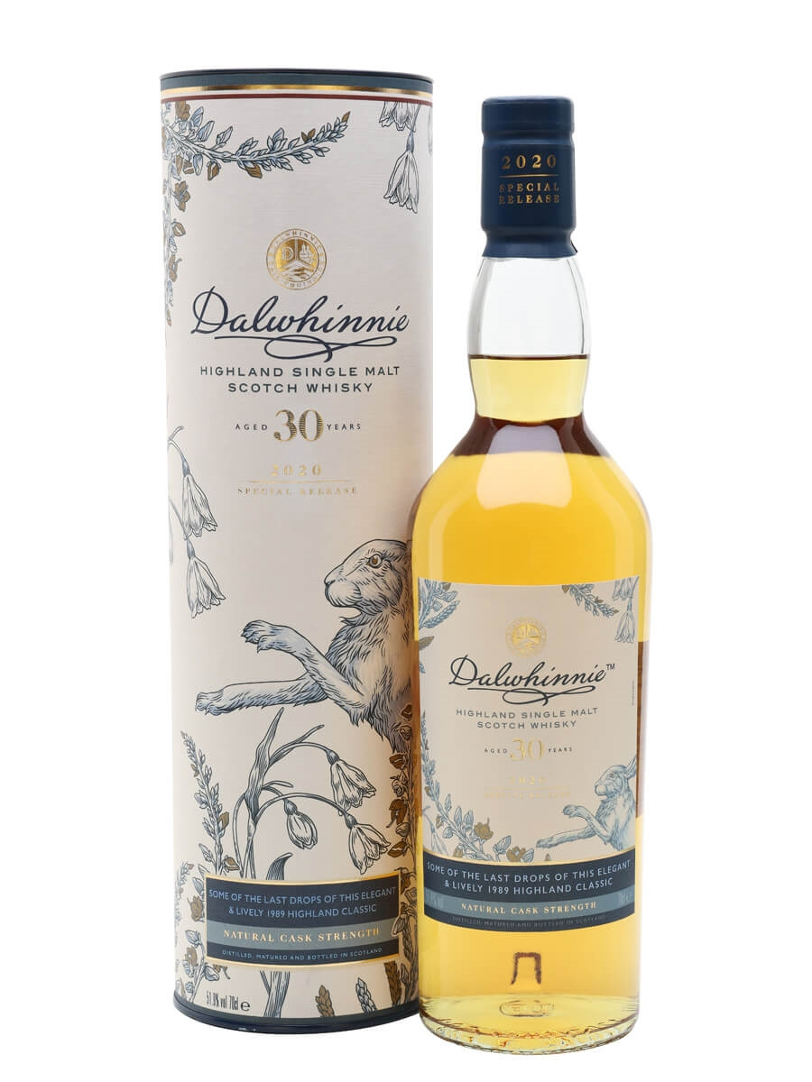 Dalwhinnie 1989 / 30 Year Old / Special Releases 2020