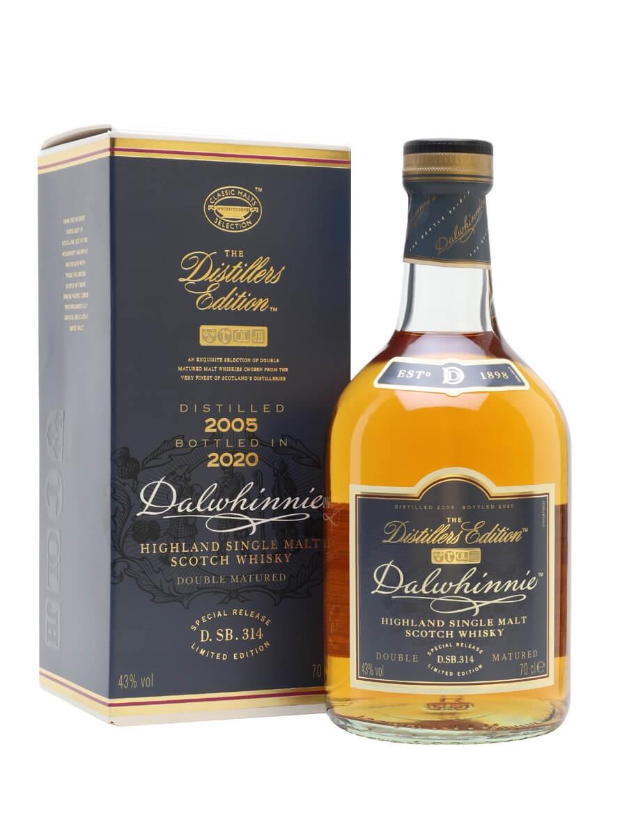 Dalwhinnie 2005 Distillers Edition / Bot.2020