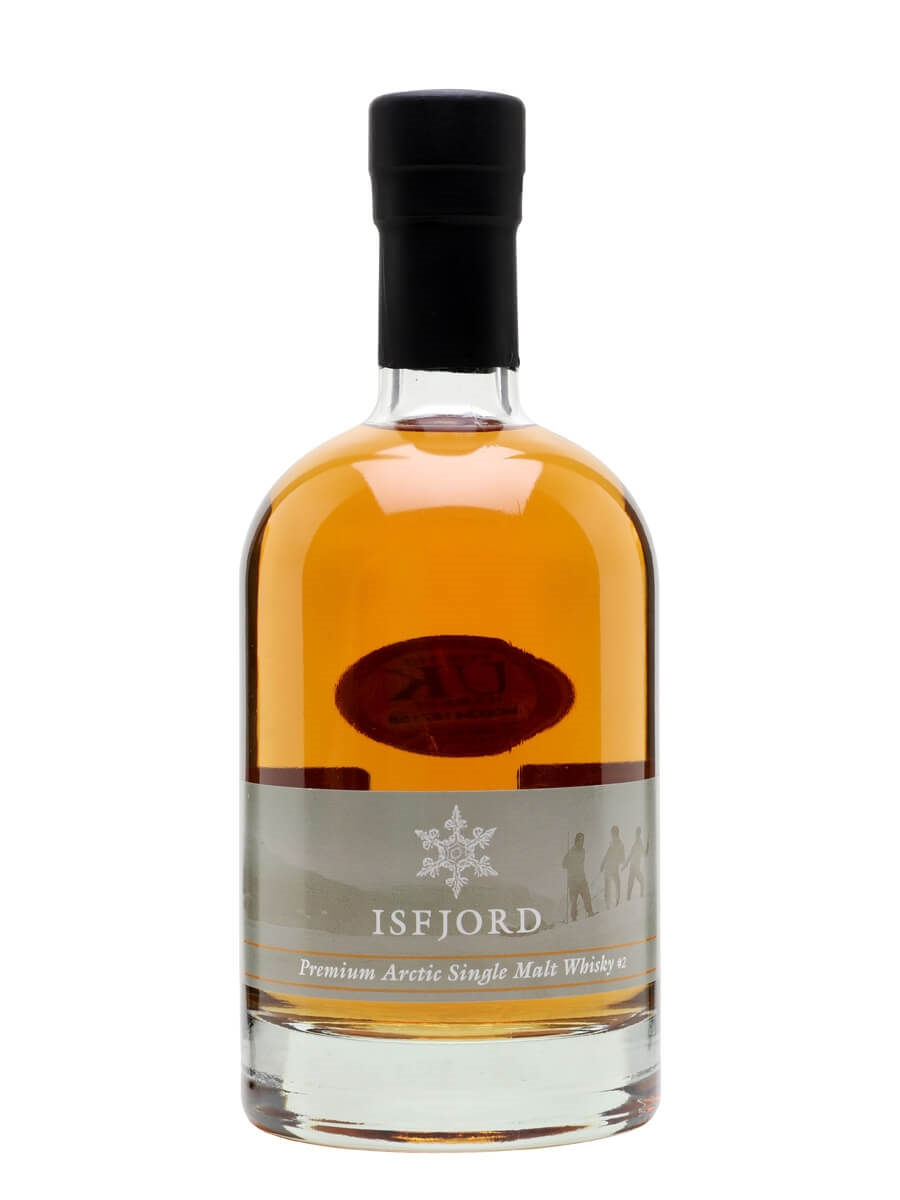 Isfjord Whisky #2 / Peated