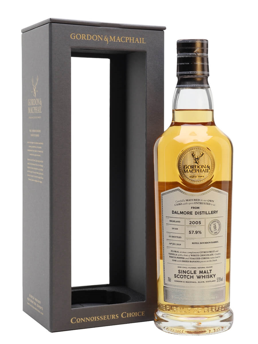 Dalmore 2005 / 13 Year Old / Connoisseurs Choice