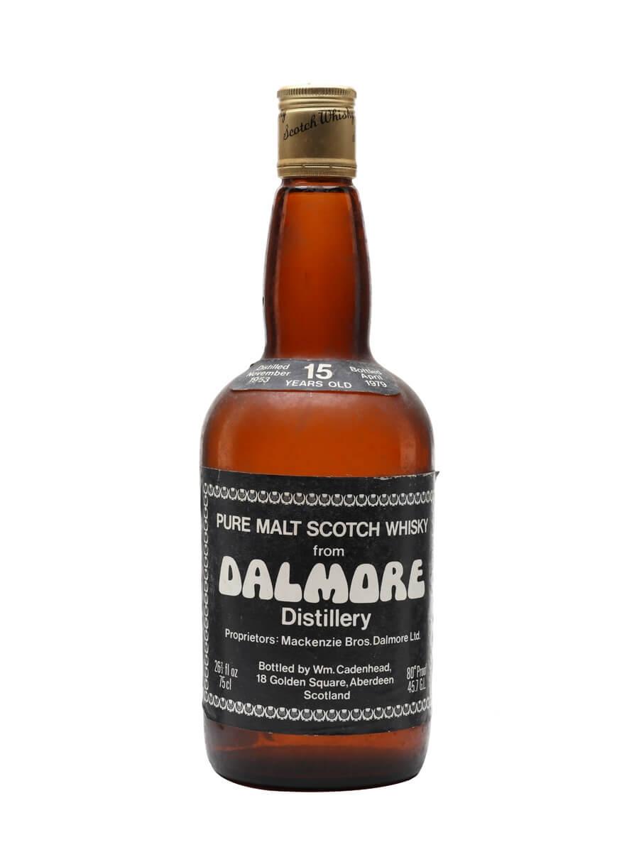 Dalmore 1963 / 15 Year Old / Cadenhead's