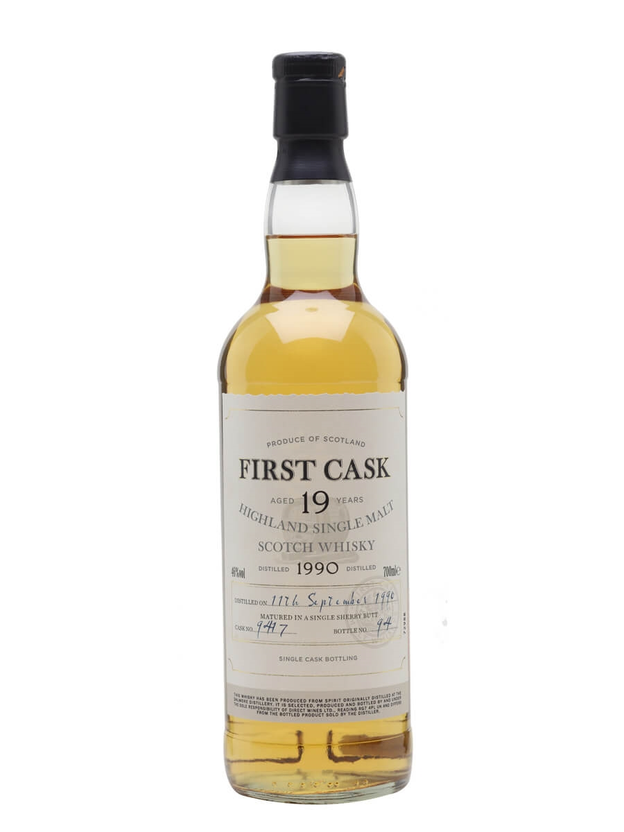 Dalmore 1990 / 19 Year Old / First Cask
