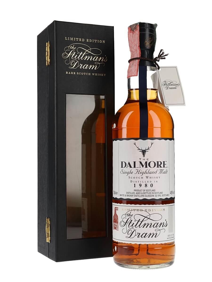 Dalmore 1980 / Stillman's Dram