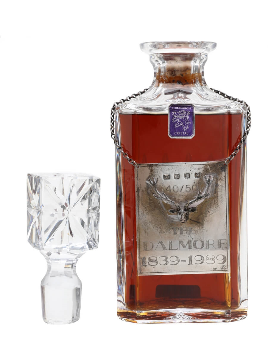 Dalmore 150th Anniversary Crystal