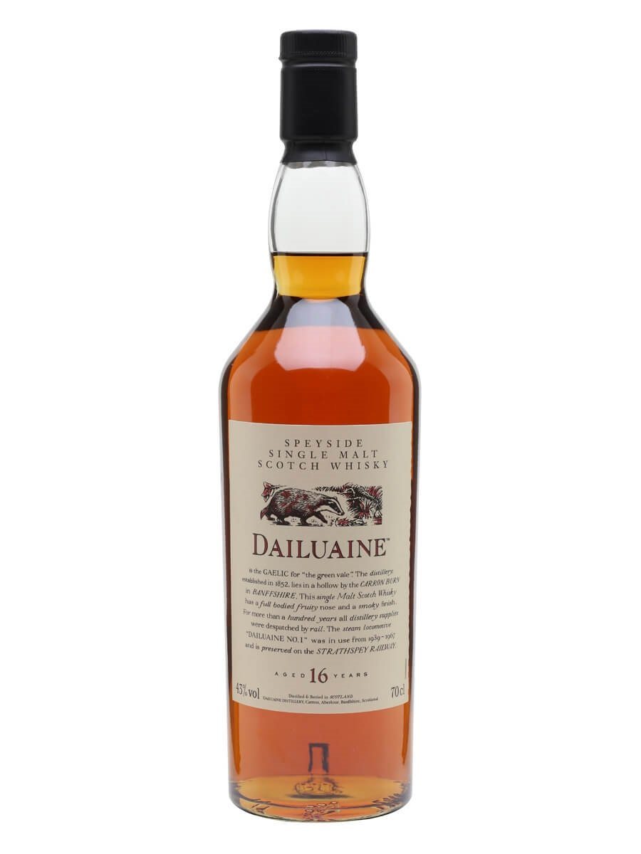 Dailuaine 16 Year Old Scotch Whisky : The Whisky Exchange