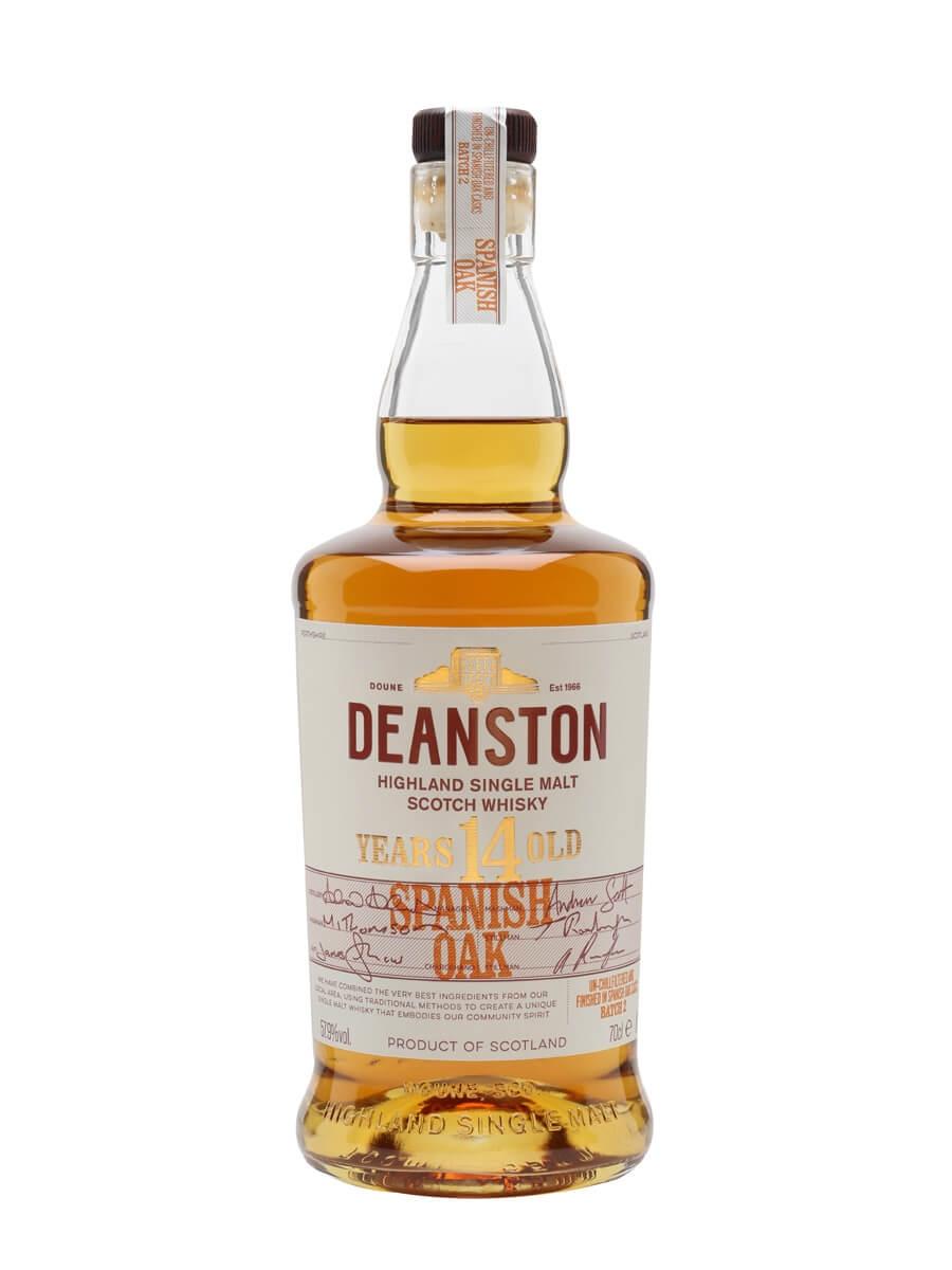 Deanston 14 Year Old / Spanish Oak Finish