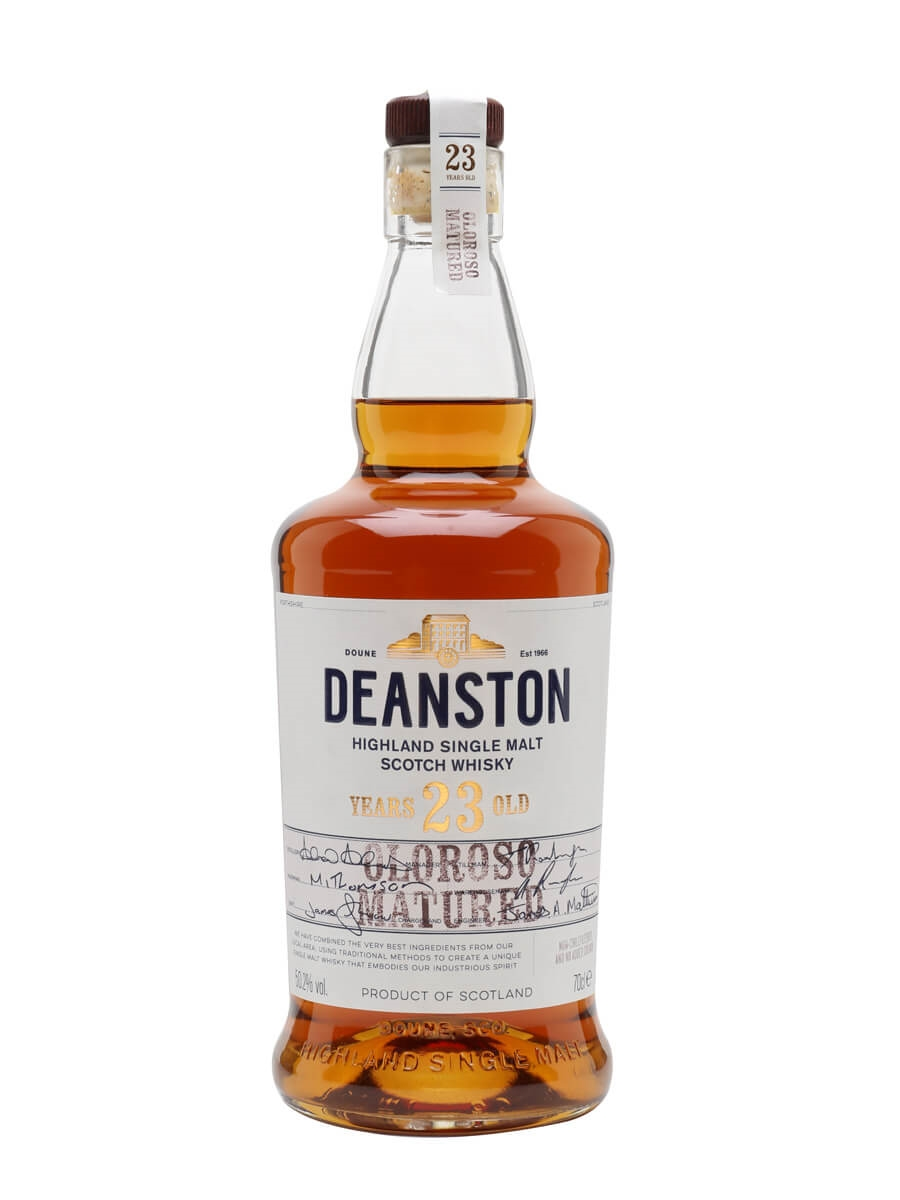 Deanston 1995 / 23 Year Old / Oloroso Cask