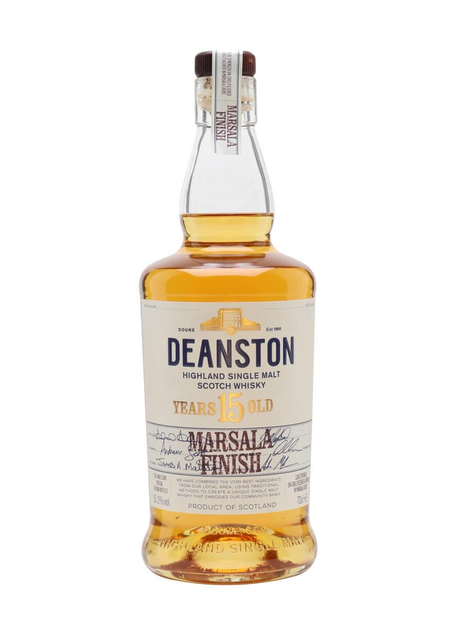 Deanston 2002 / 15 Year Old / Marsala Cask
