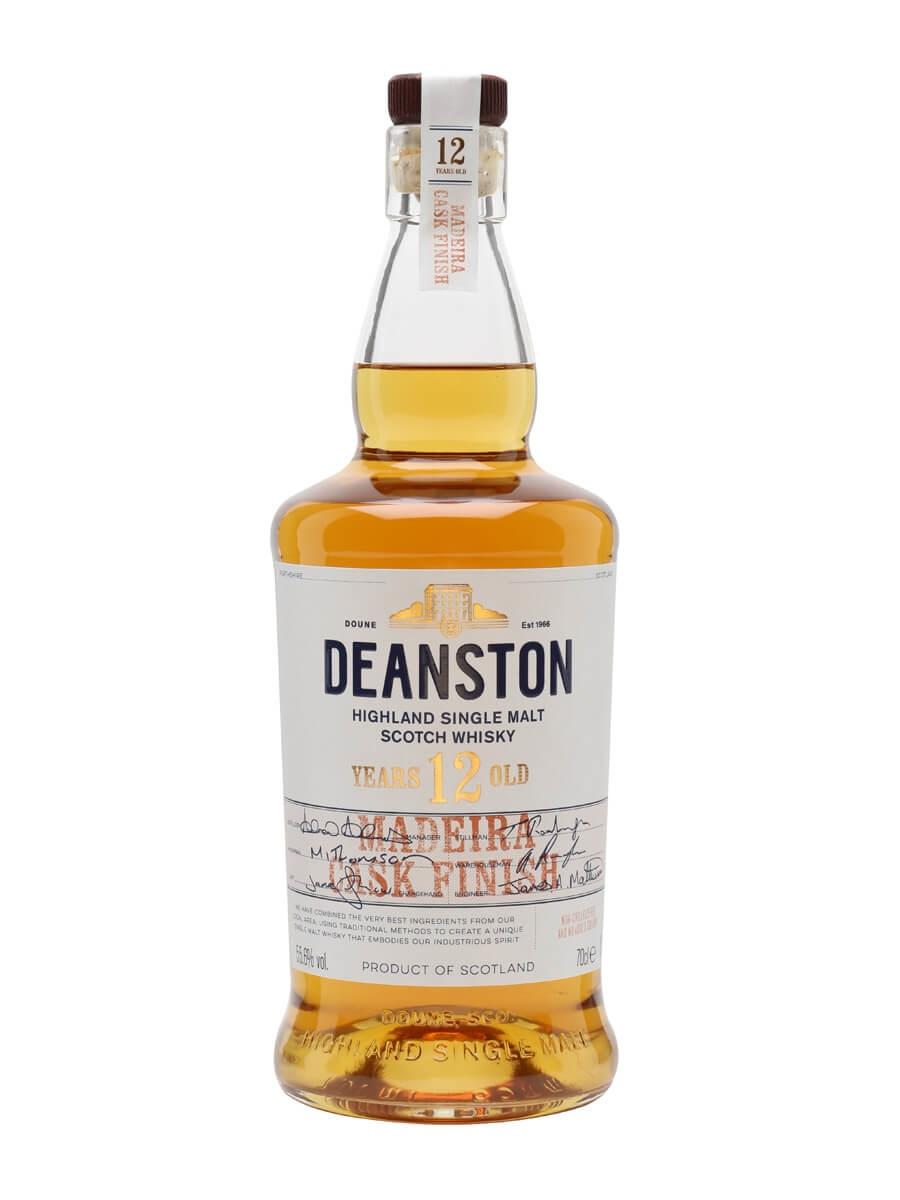 Deanston 2006 / 12 Year Old / Madeira Finish