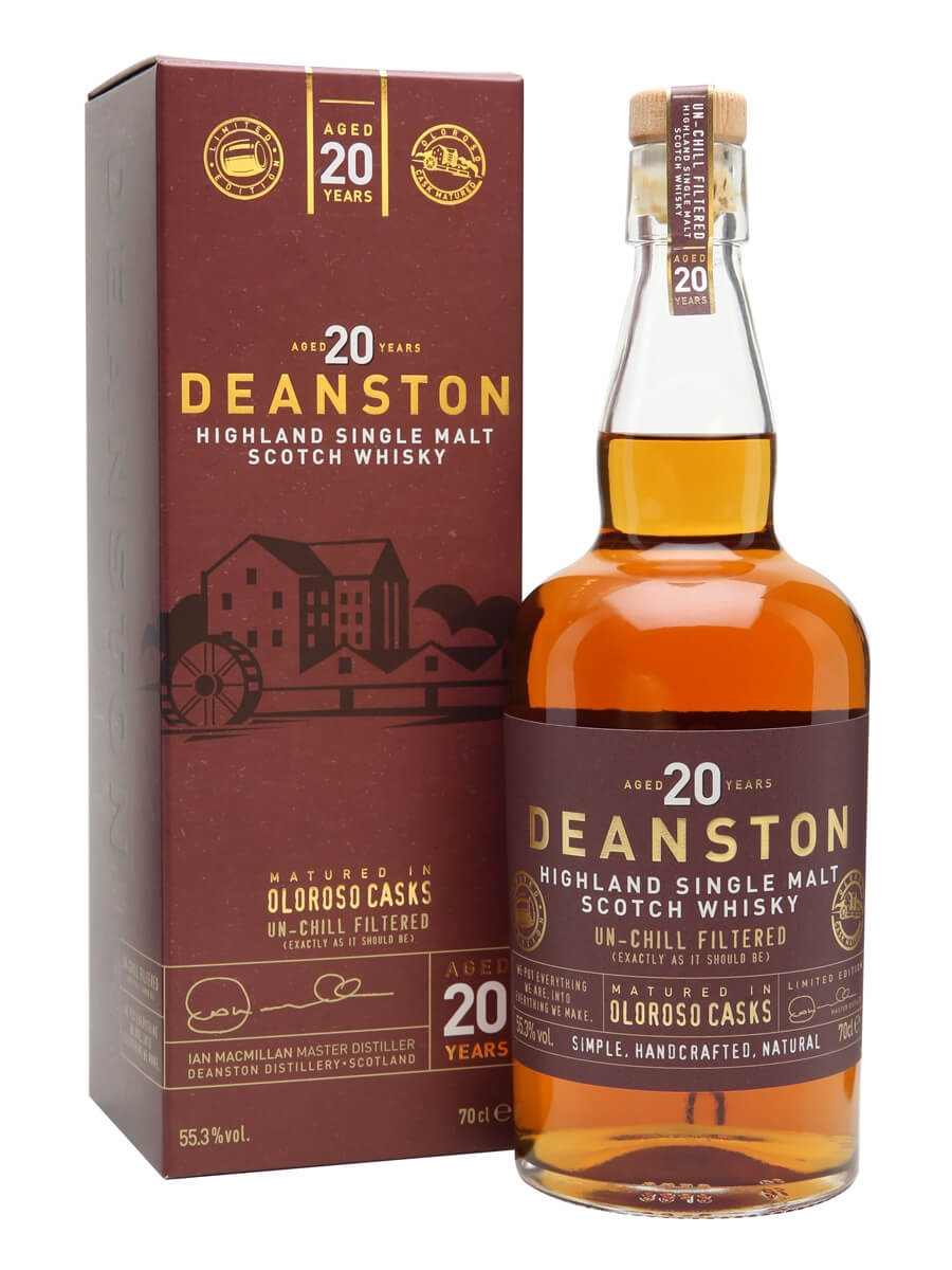 Deanston 20 Year Old / Oloroso