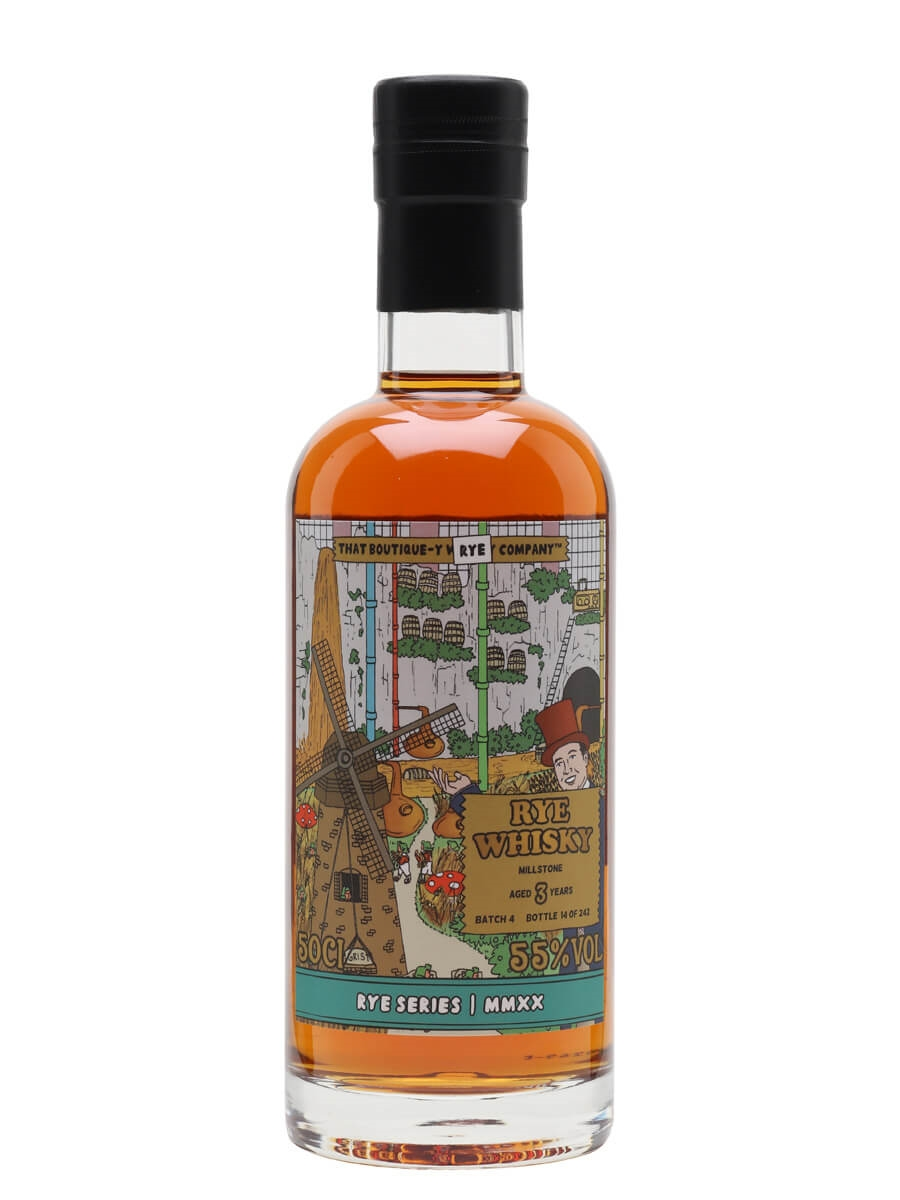 Millstone 3 Year Old /  Boutique-y Rye