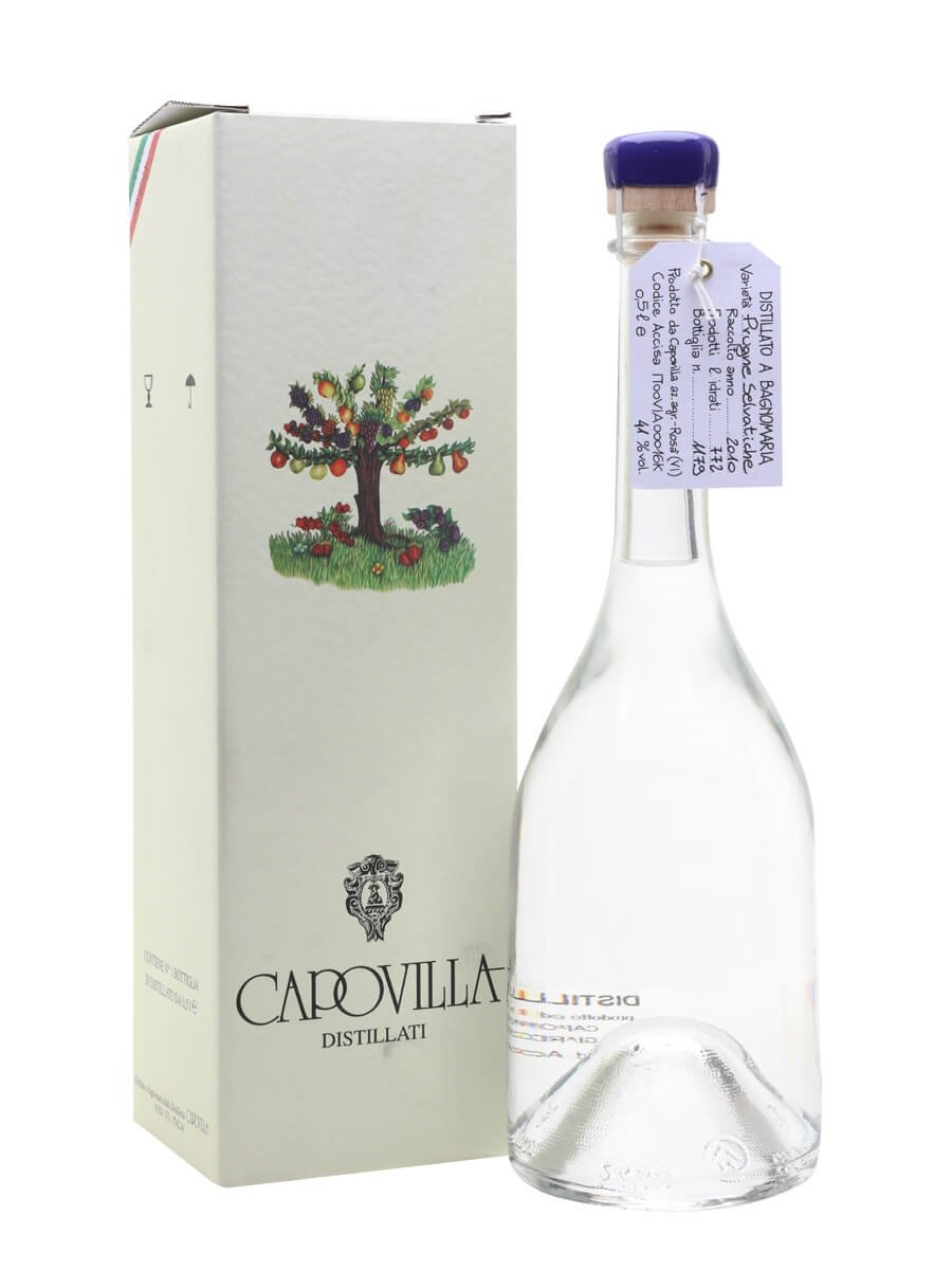 Capovilla Distillato di Prugne Selvatiche   The Whisky Exchange 951db7f2de5a
