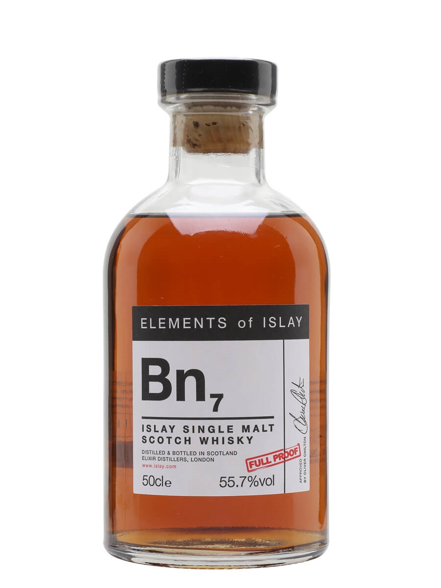 Bn7 – Elements of Islay / Sherry Cask