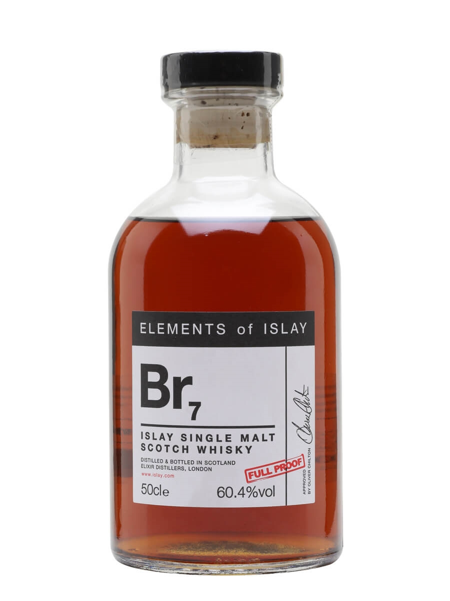 Br7 - Elements of Islay / Sherry Cask