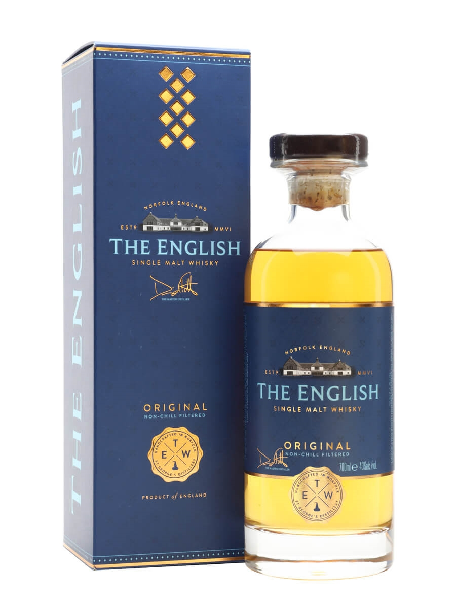 The English Original Single Malt Whisky