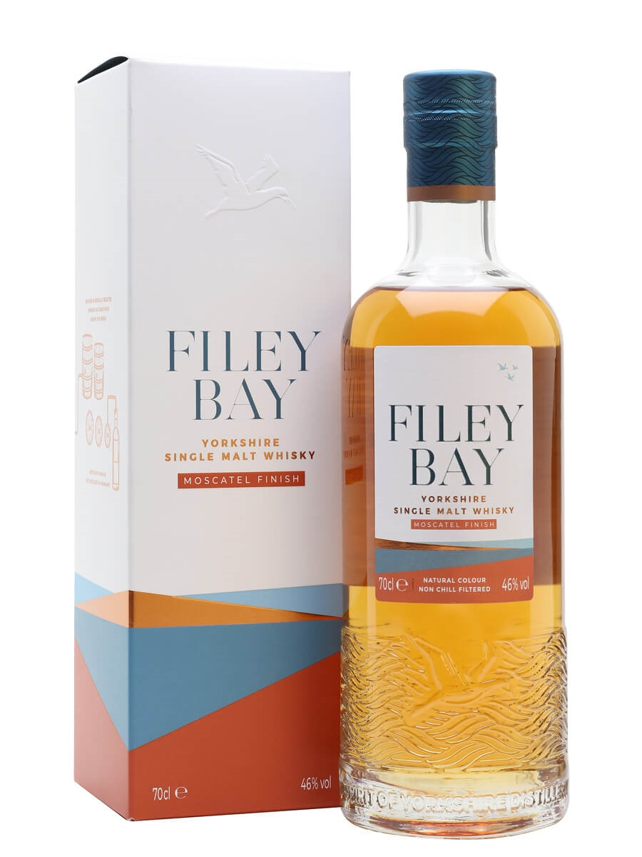 Filey Bay Moscatel Finish 2016 / First Edition