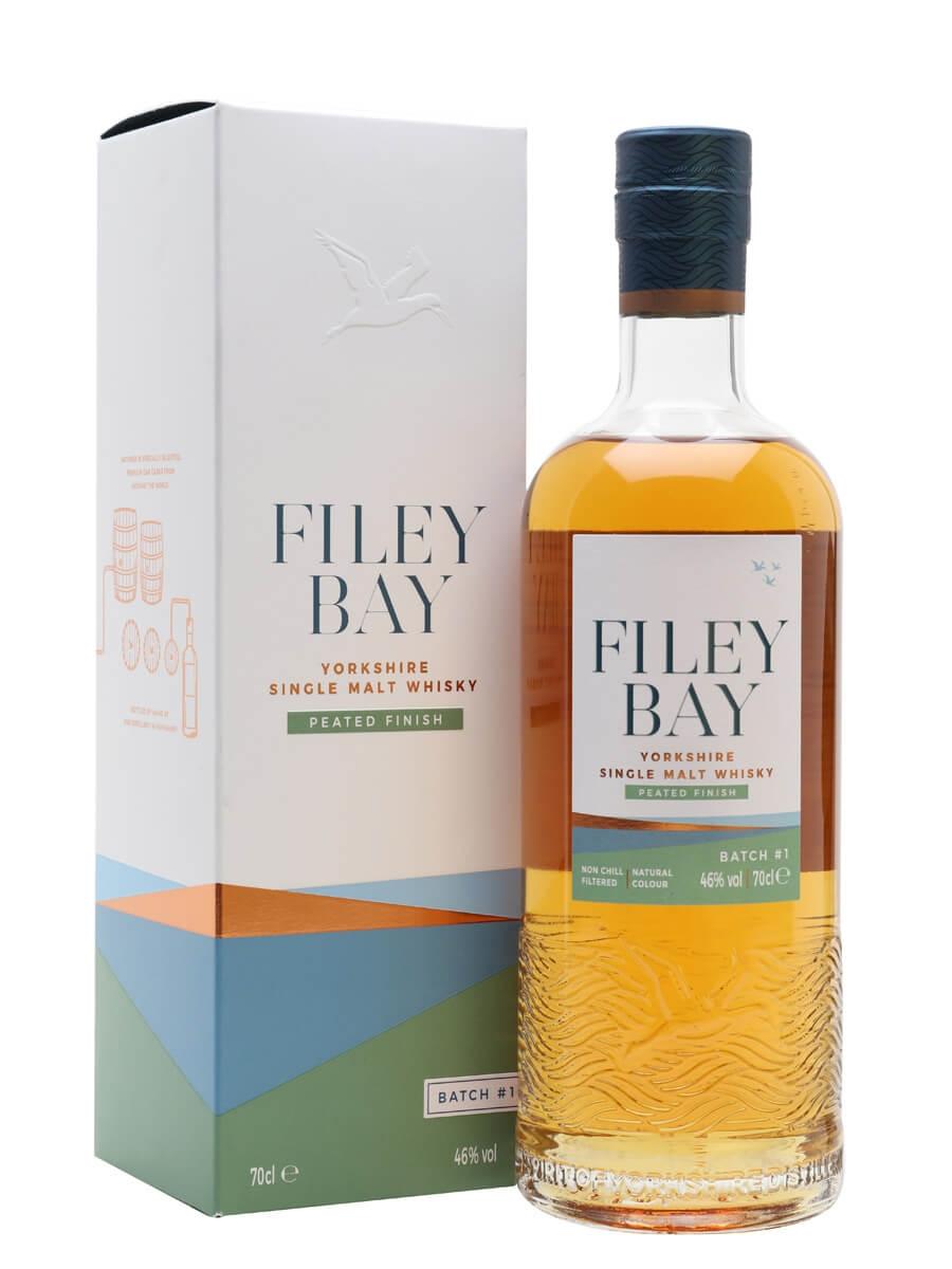 Filey Bay Peated Finish Single Malt