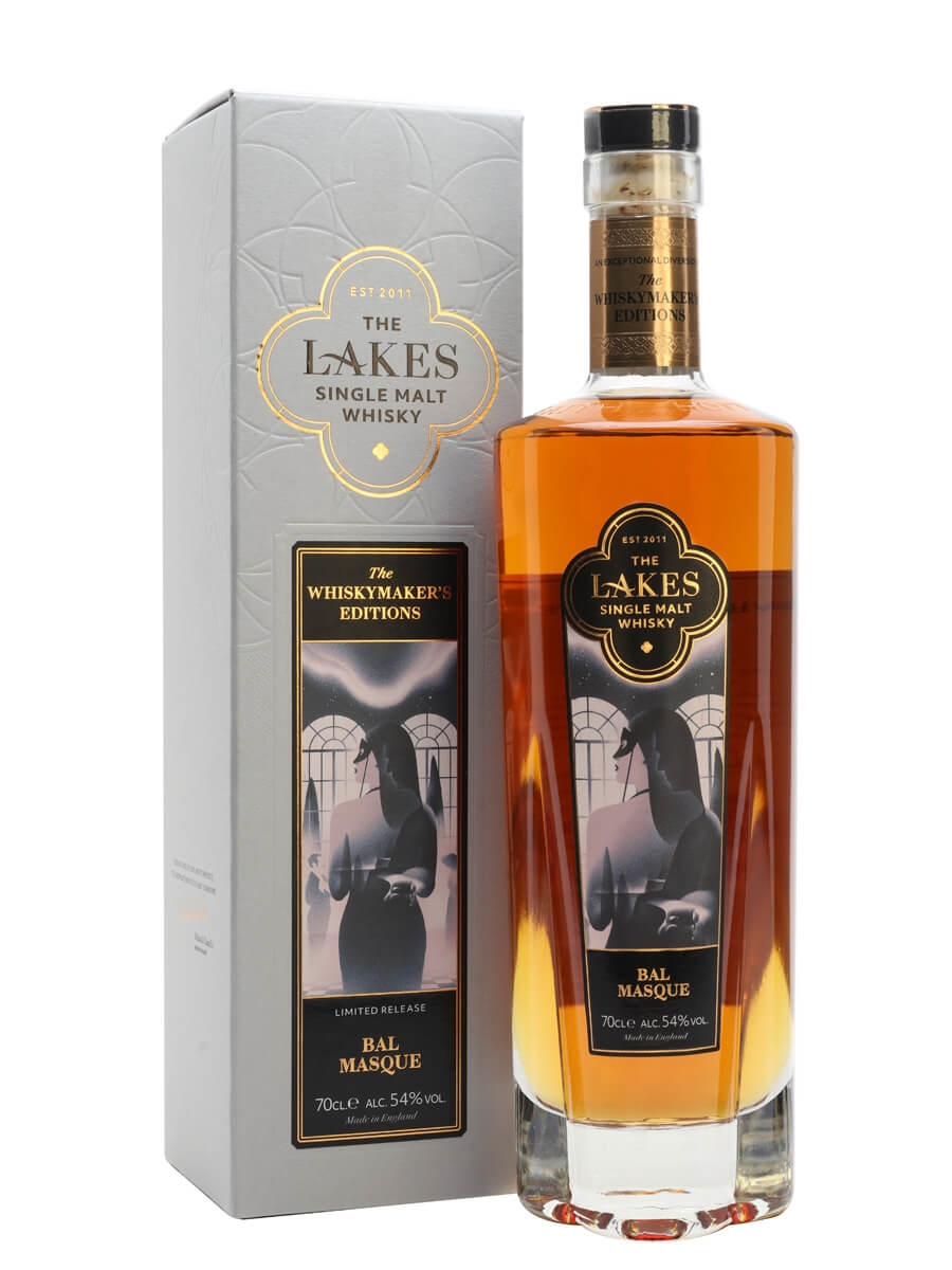 The Lakes Single Malt / Whiskymaker's Editions Bal Masque