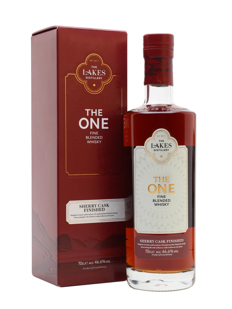 The One Sherry Cask Finish