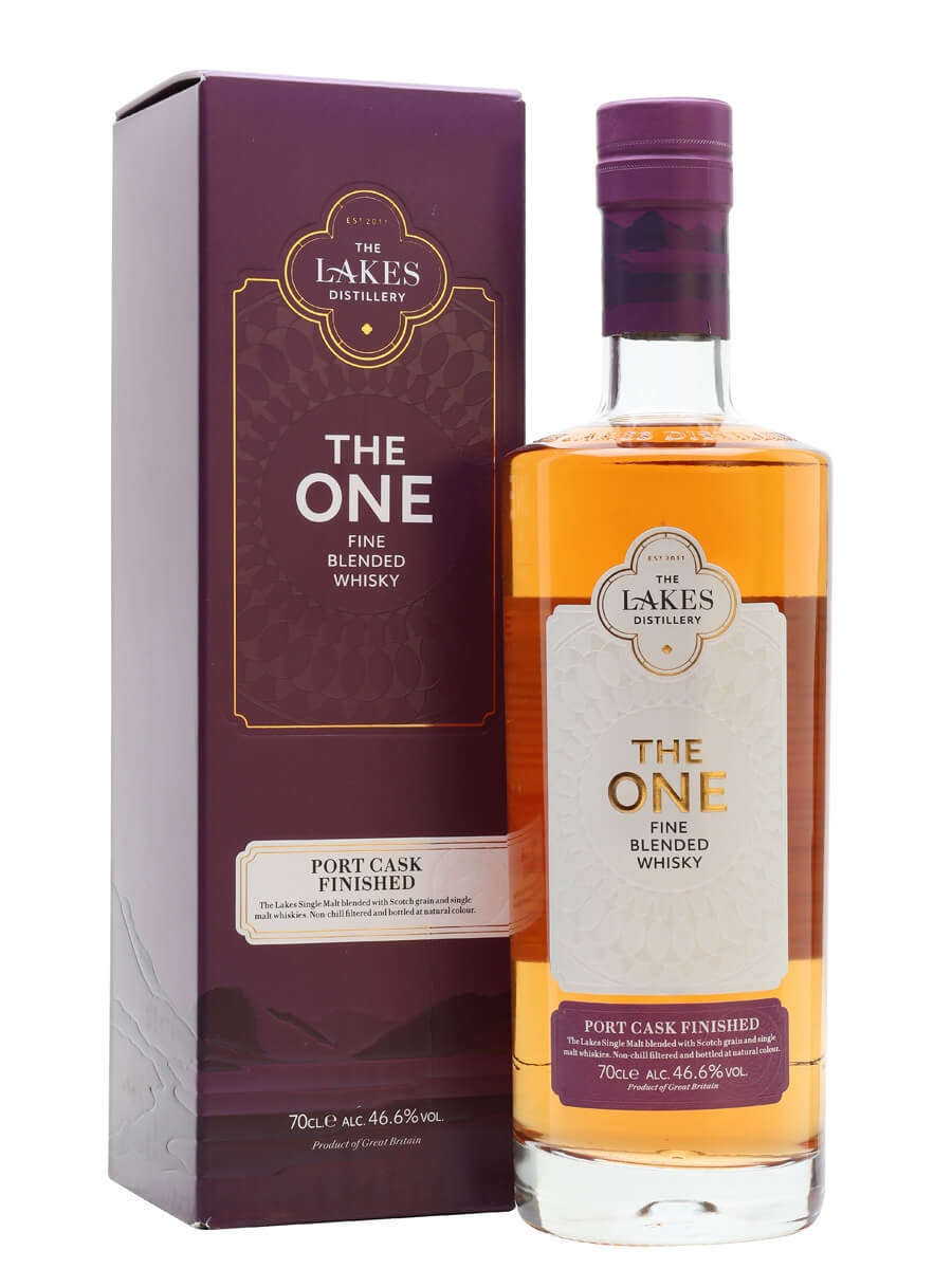 The One Port Cask Finish