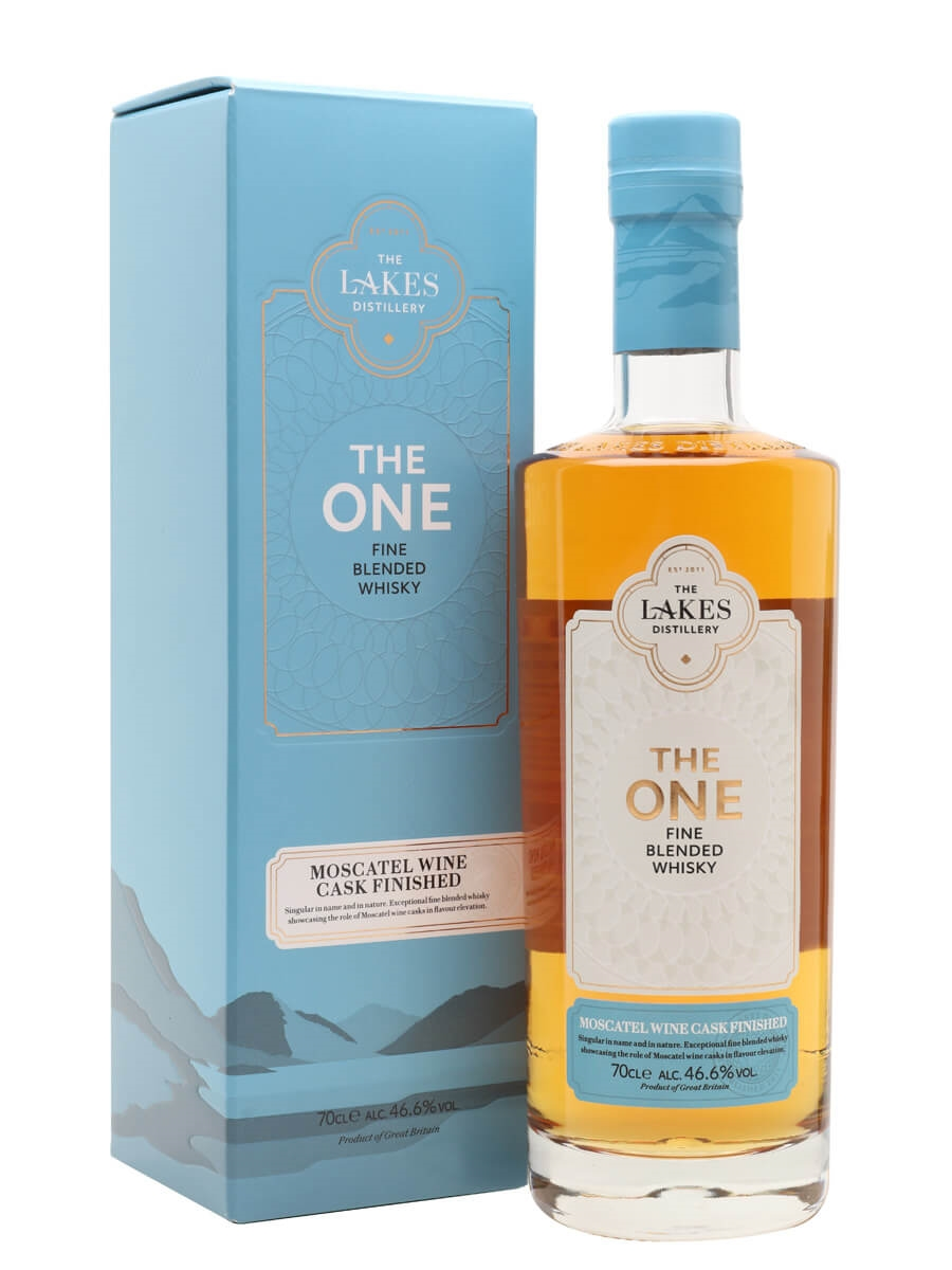 The One Moscatel Cask Finish