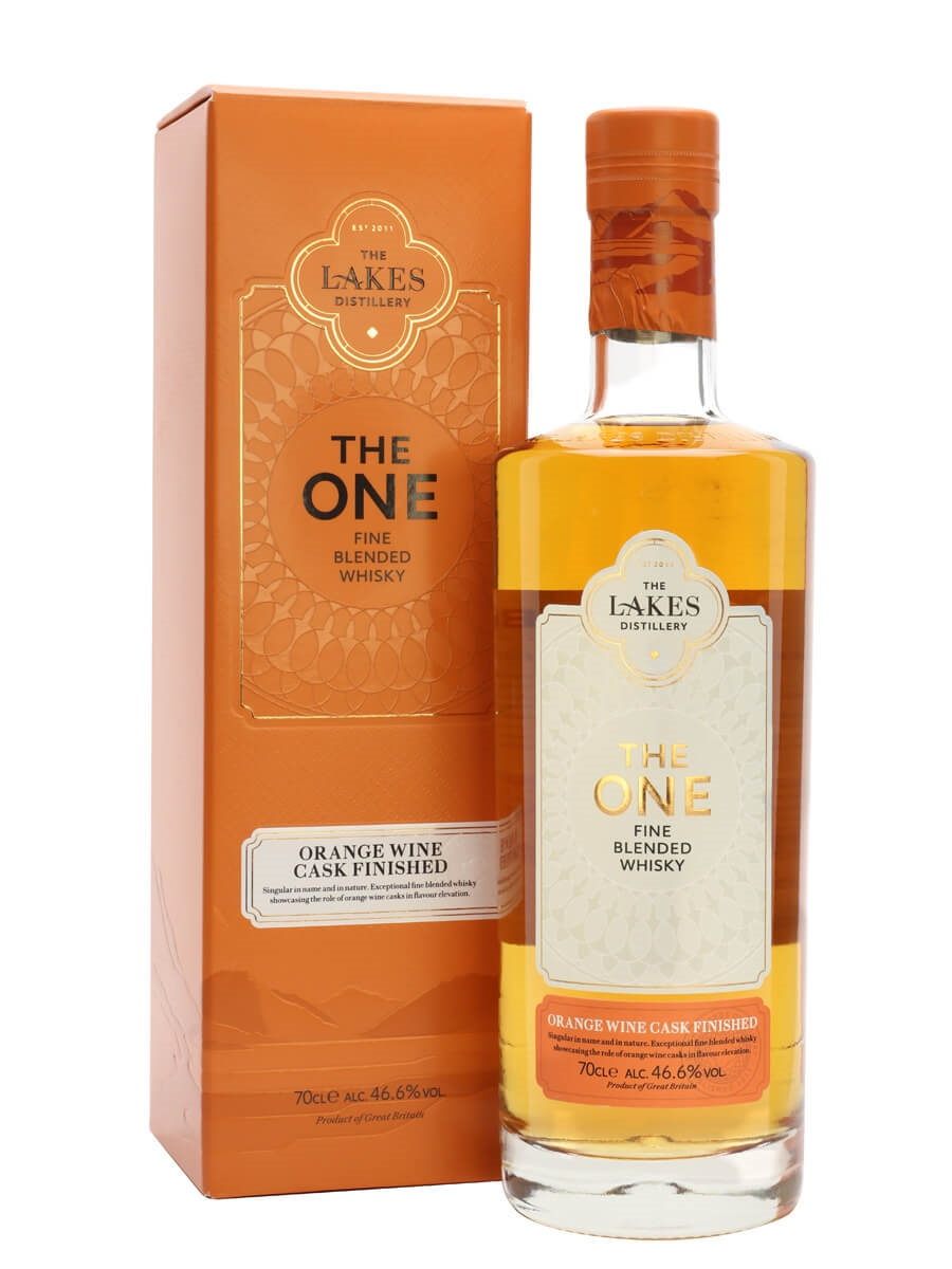 The One Orange Wine Cask Finish