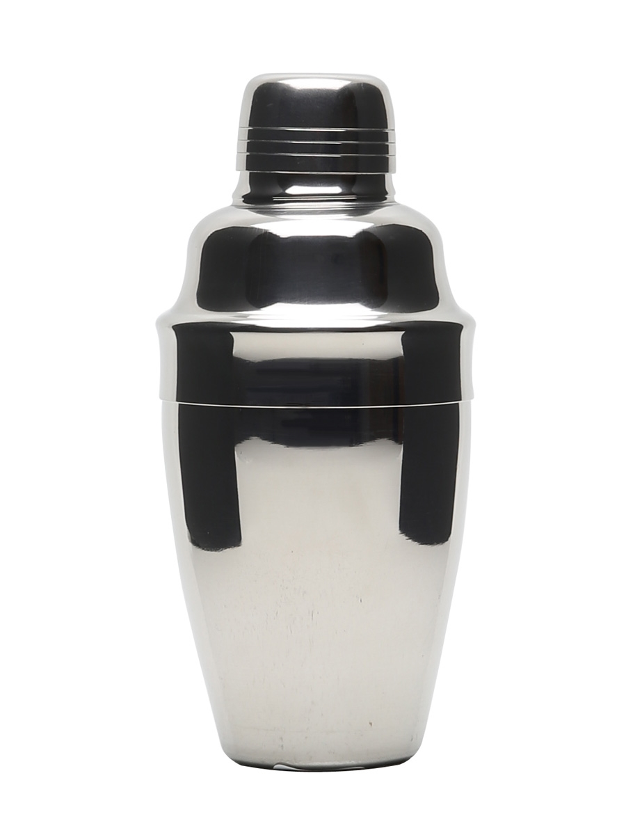 Polished Cocktail Shaker / 3 Piece / 26cl (9.25oz)