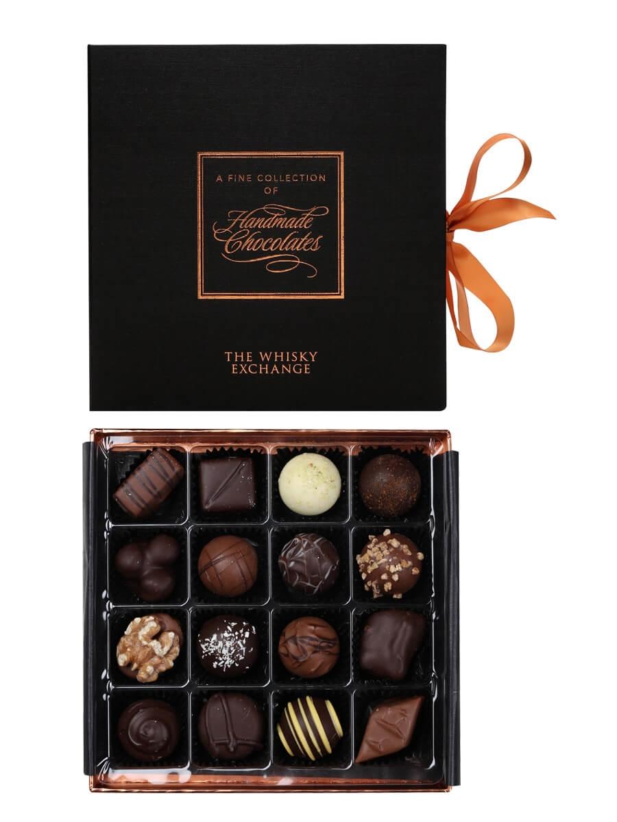 TWE Handmade Chocolates Selection / 16 Pack / 215g