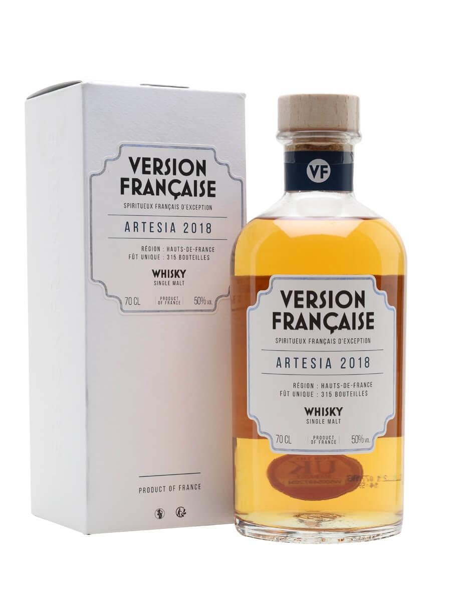 Artesia 2018 / Version Francaise