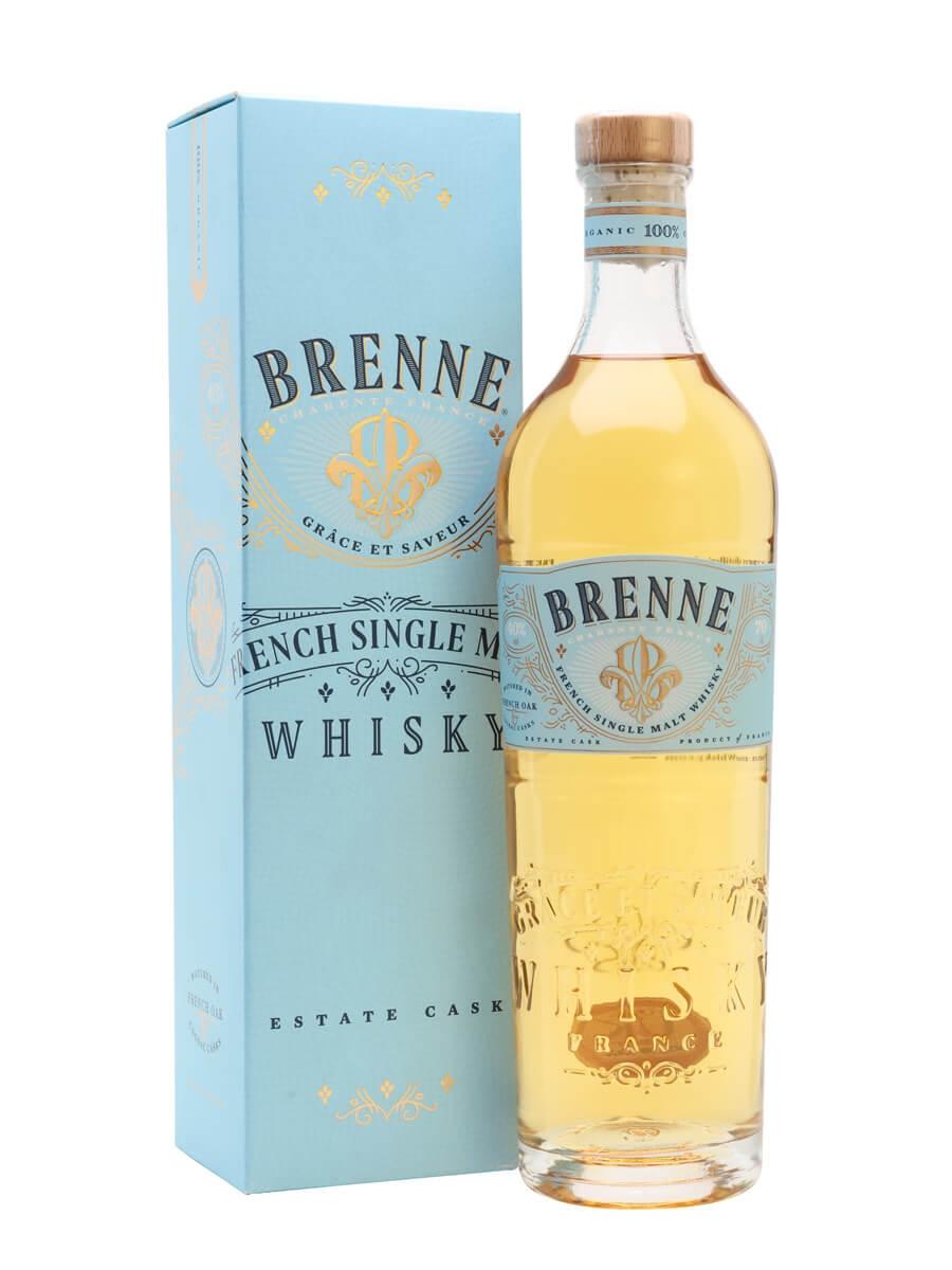 Brenne Estate Cask French Single Malt / Cognac Finish