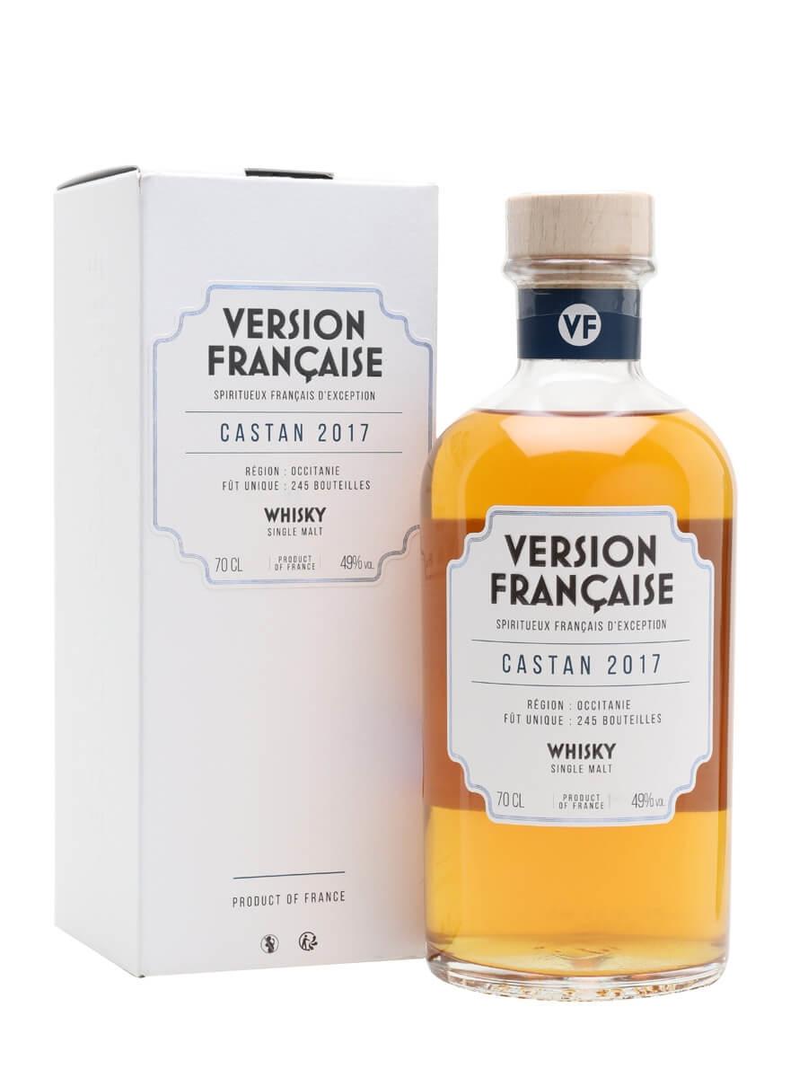 Castan-Vilanova 2017 / 3 Year Old / Version Française