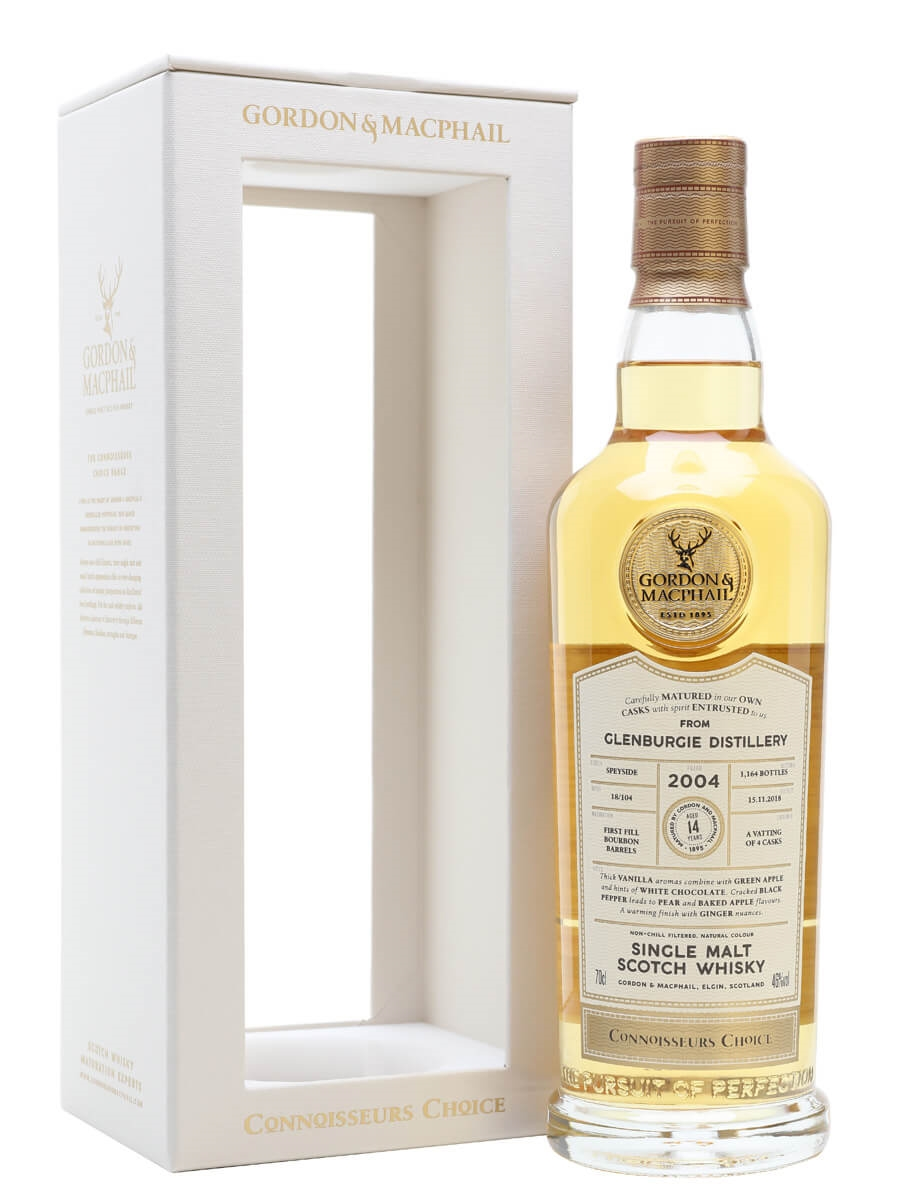 Glenburgie 2004 / 14 Year Old /  Connoisseurs Choice