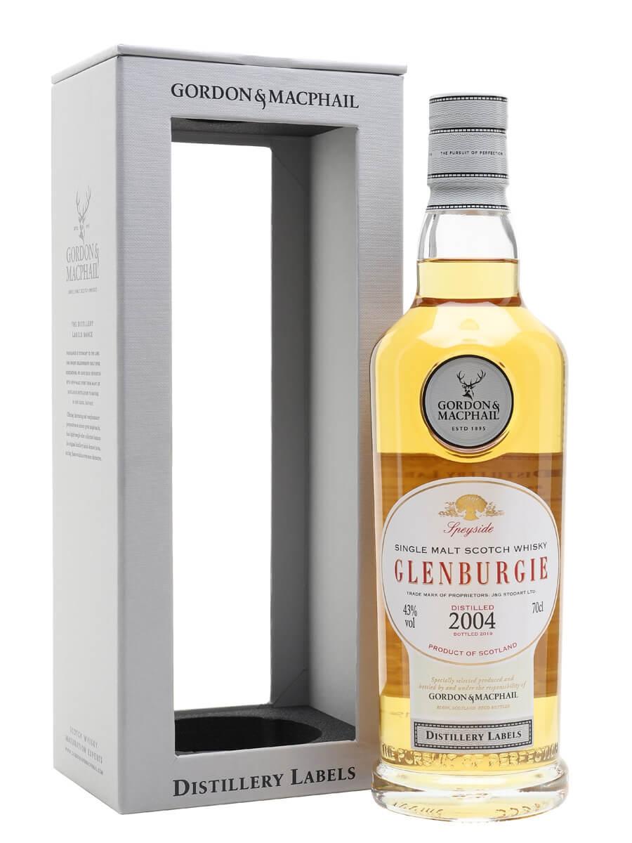 Glenburgie 2004 / G&M Distillery Label